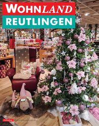 Wohnland Reutlingen Weihnachtsprospekt 2020