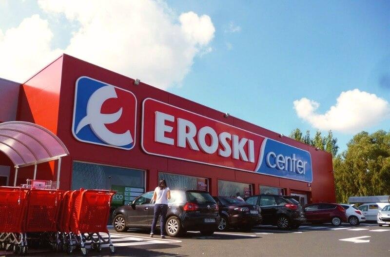 eroski supermercados