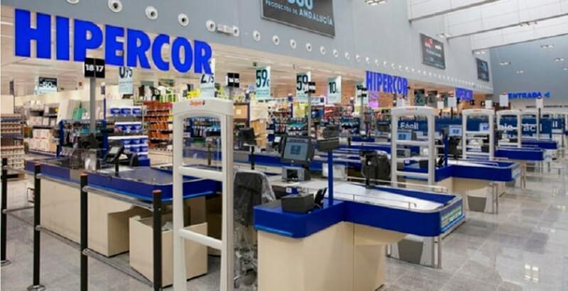 hipercor supermercado