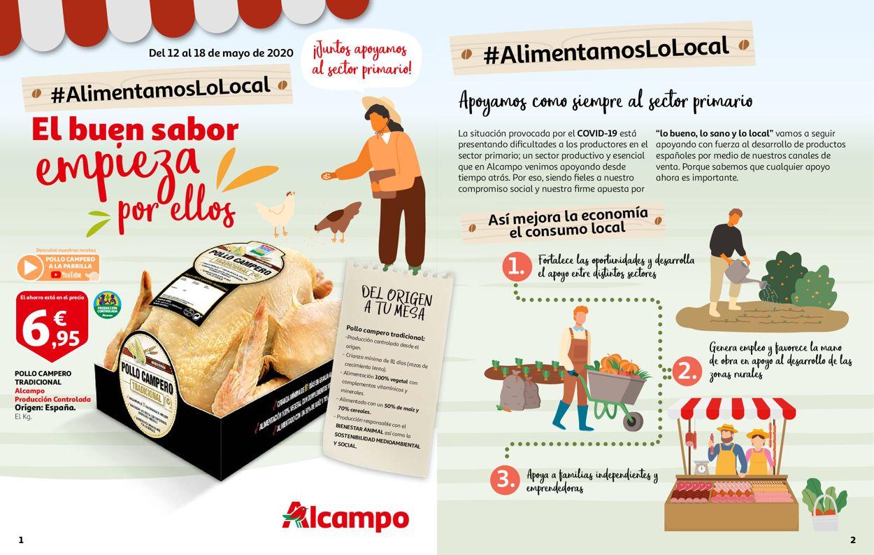 Alcampo Folleto - 12.05-18.05.2020