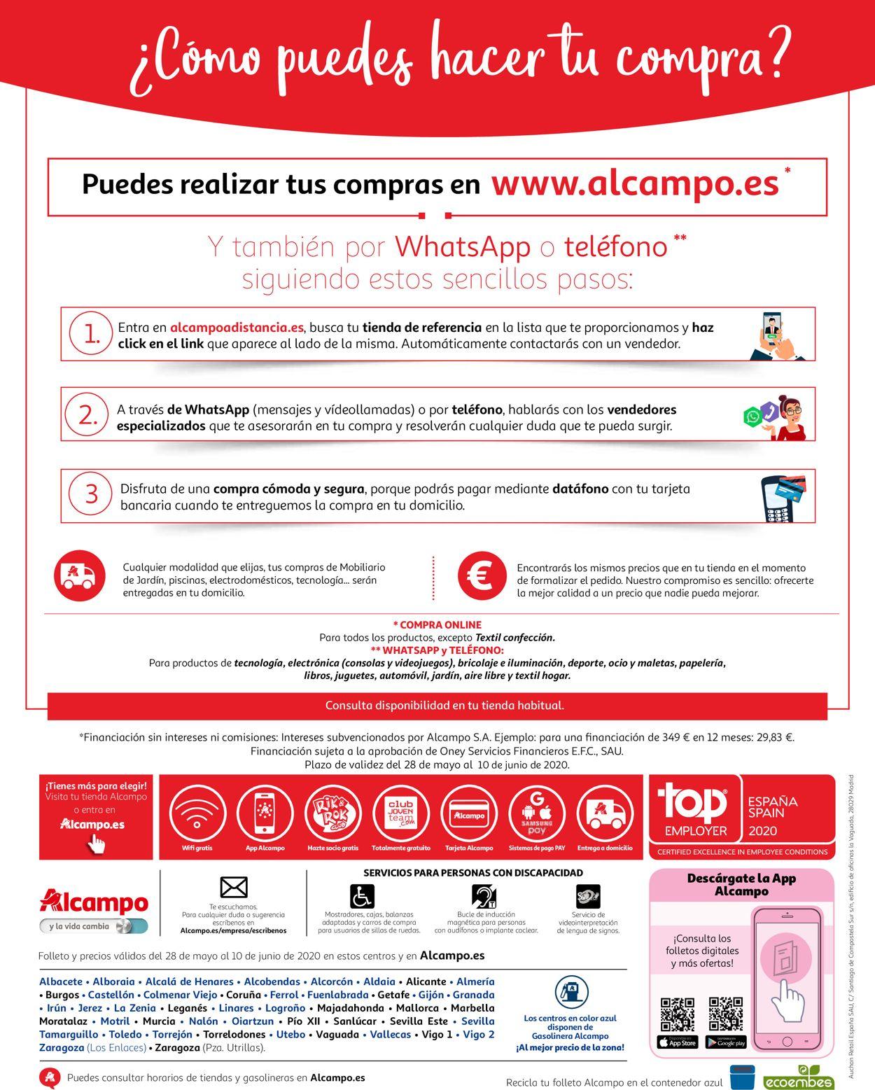 Alcampo Folleto - 28.05-10.06.2020 (Página 40)