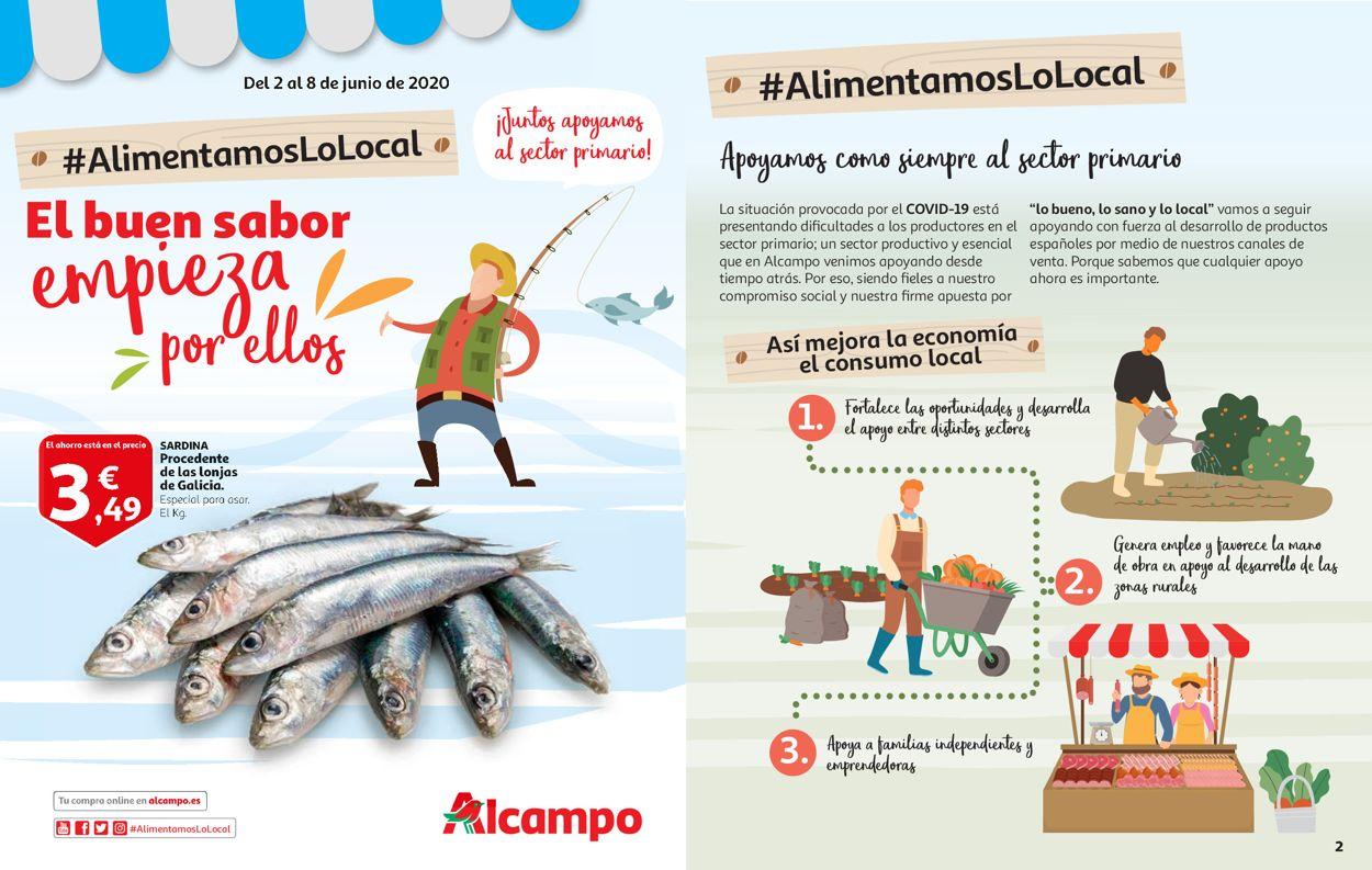 Alcampo Folleto - 02.06-08.06.2020