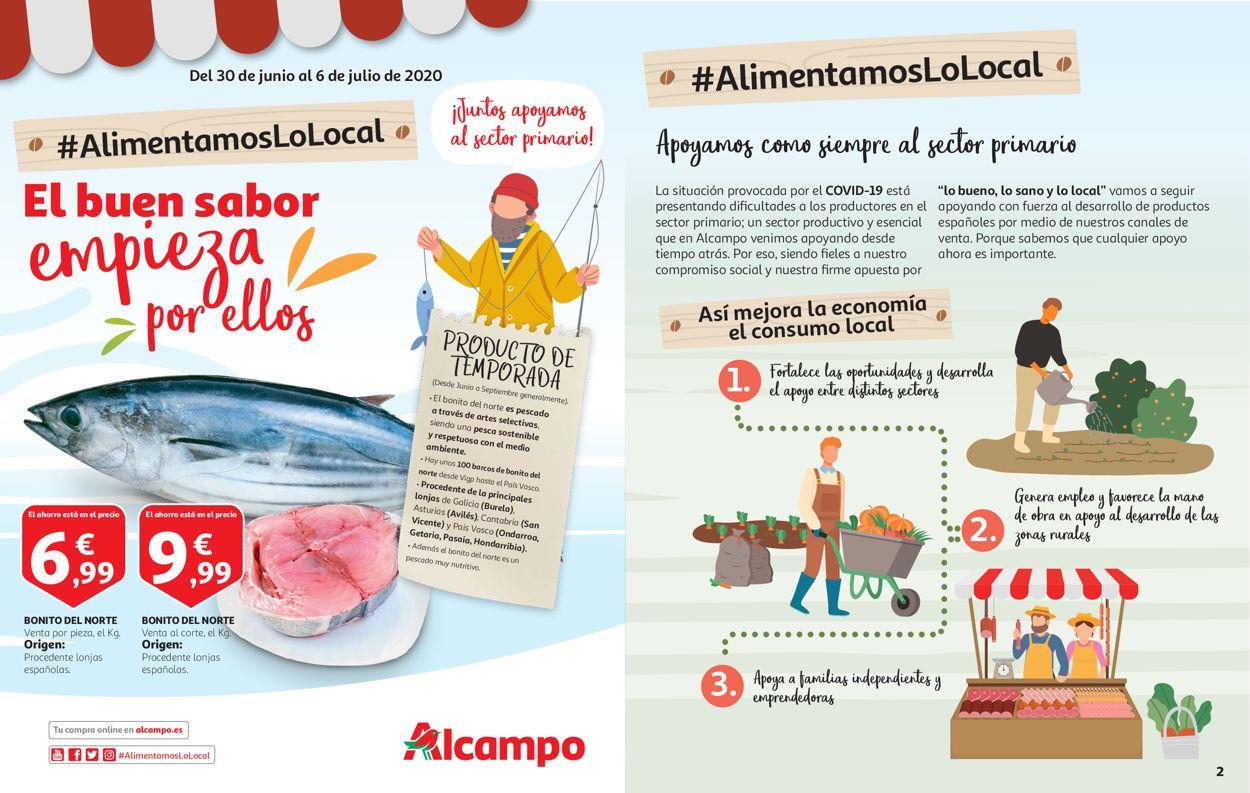 Alcampo Folleto - 30.06-06.07.2020