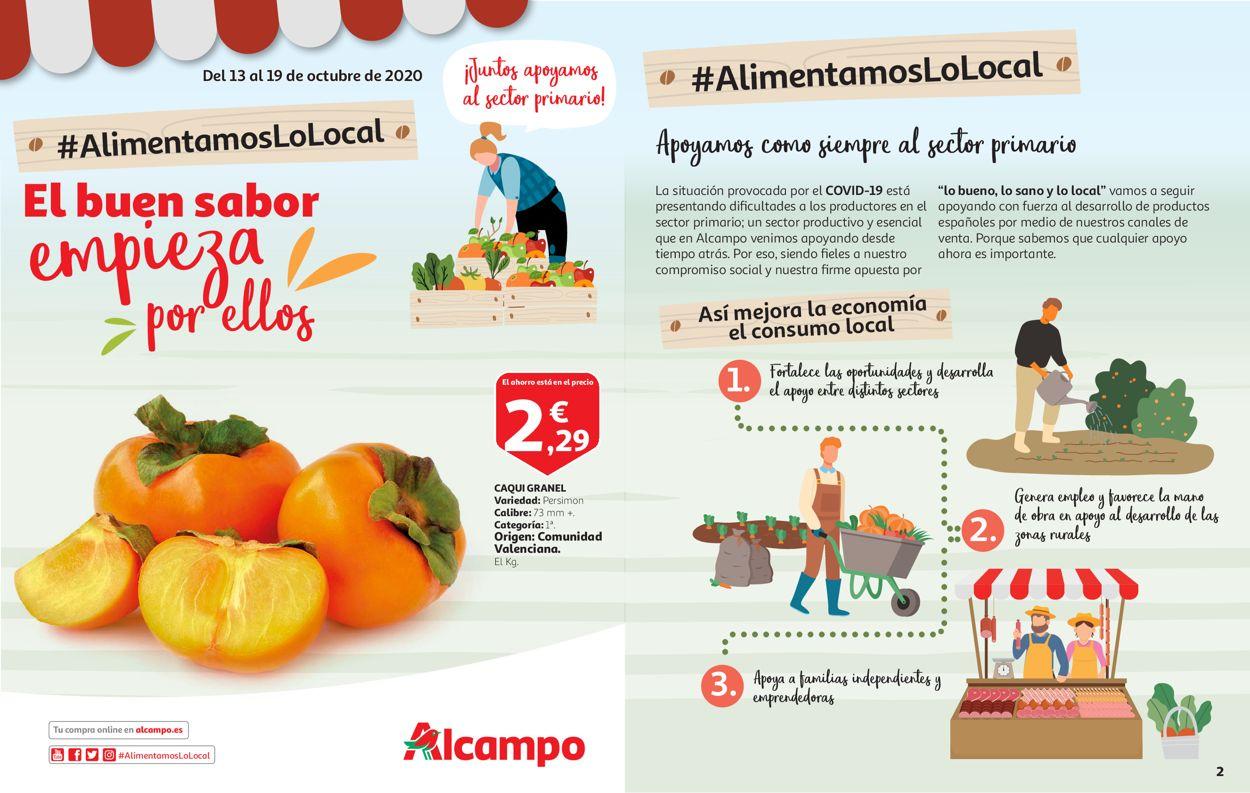 Alcampo Folleto - 13.10-19.10.2020
