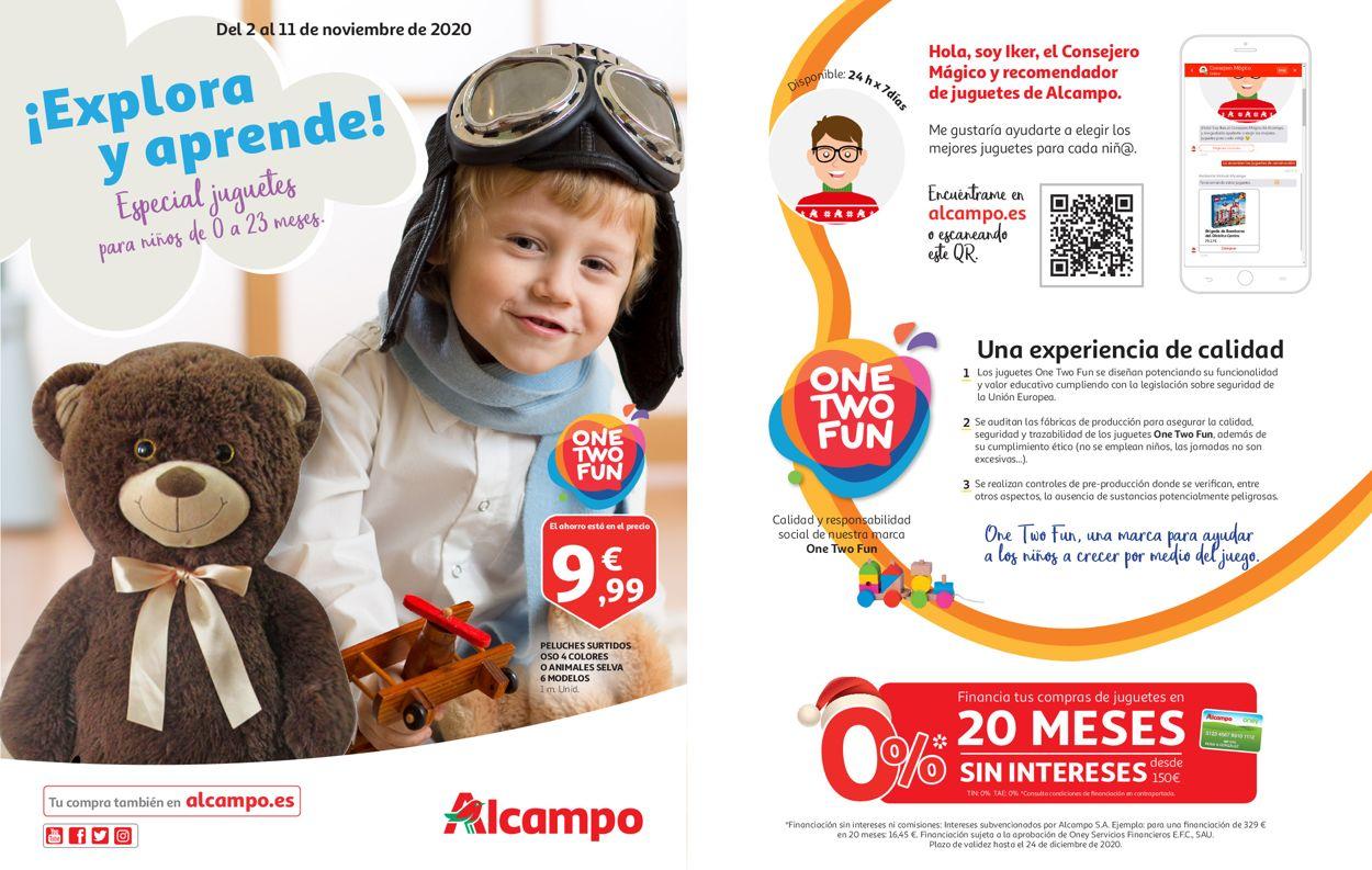 Alcampo Folleto - 02.11-11.11.2020