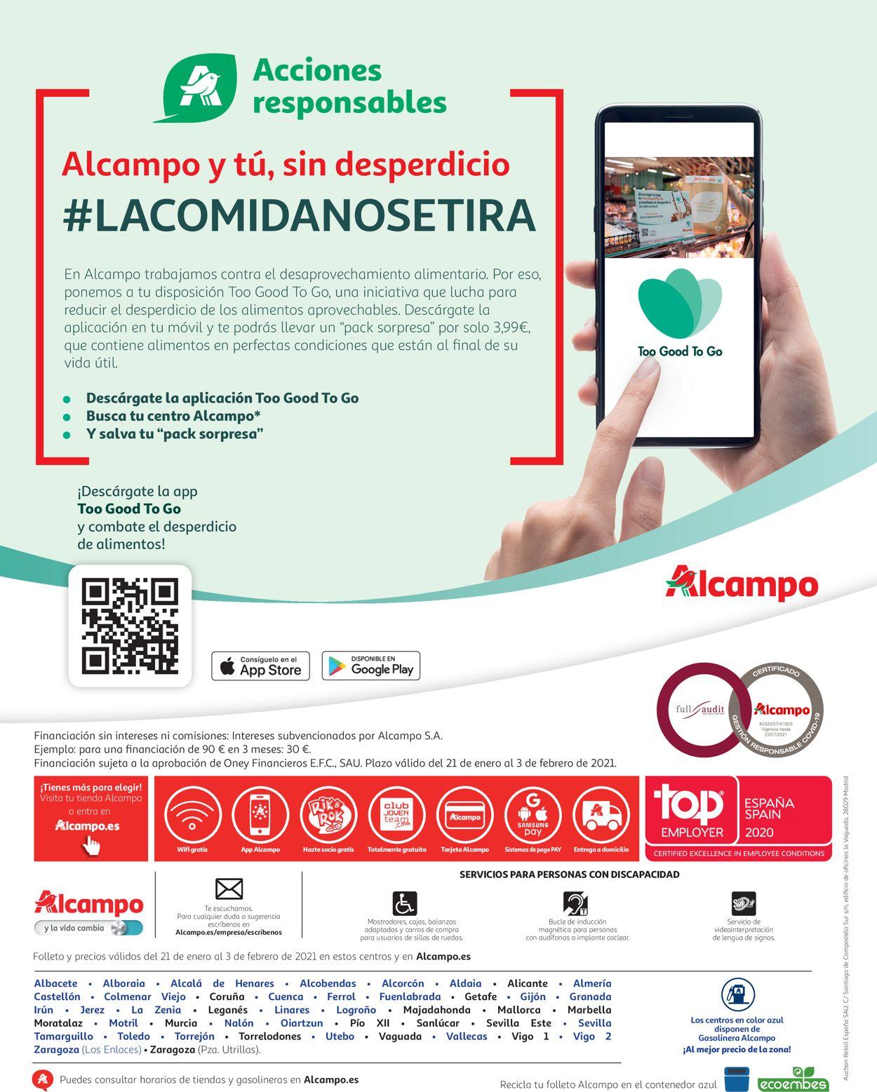 Alcampo Folleto - 21.01-03.02.2021 (Página 24)