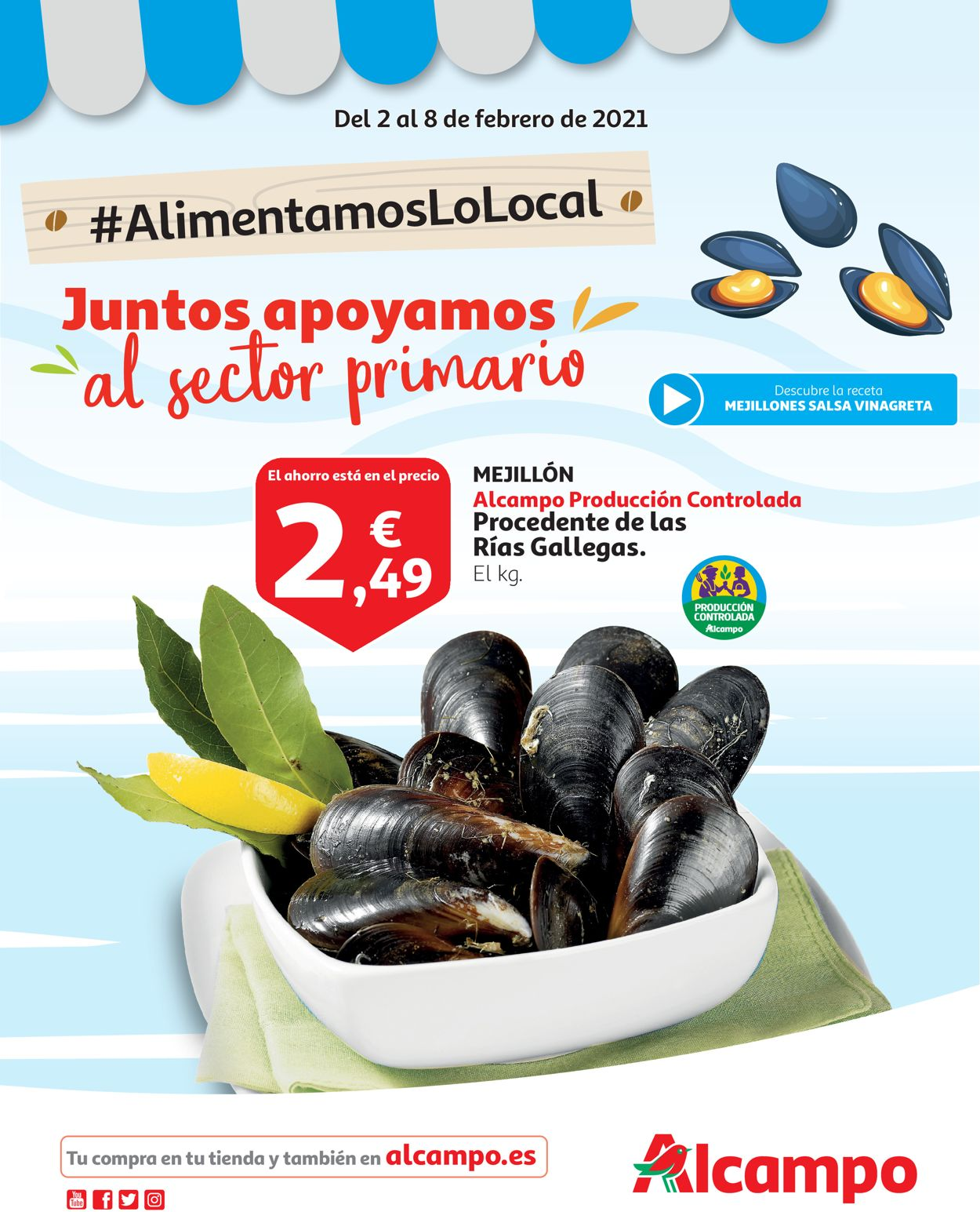 Alcampo Folleto - 02.02-08.02.2021