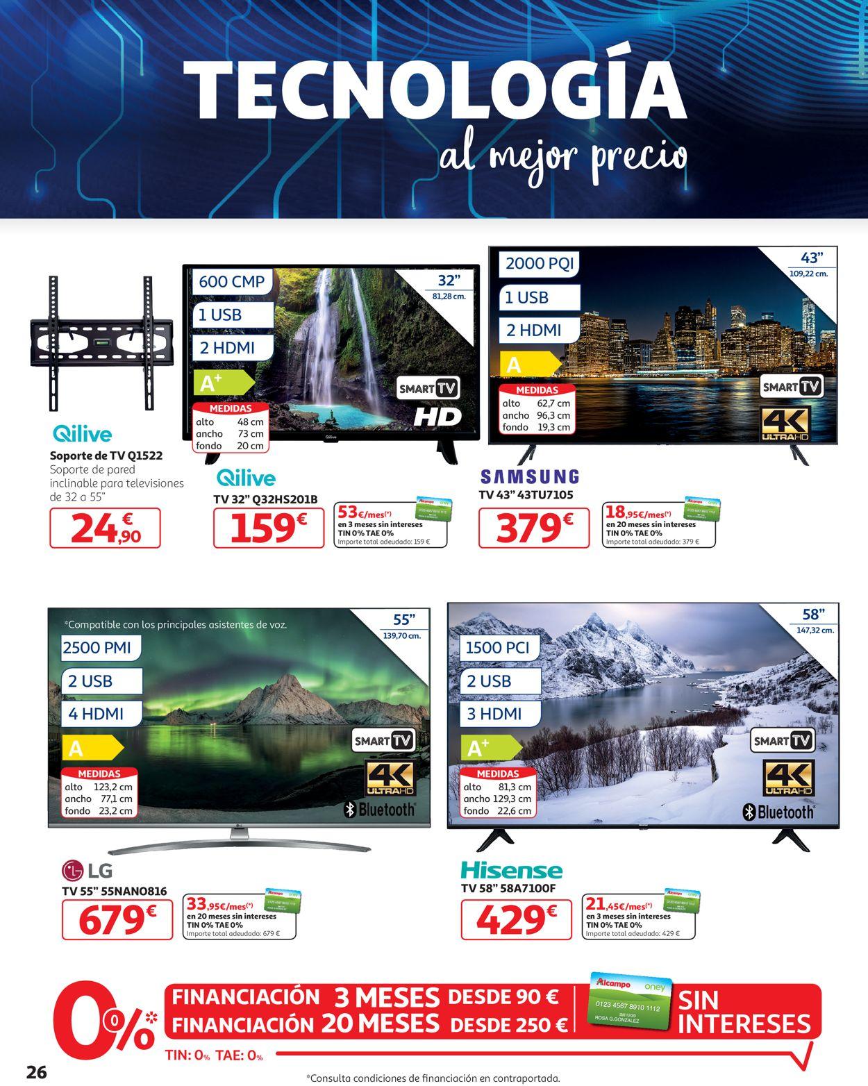 Alcampo Folleto - 04.02-17.02.2021 (Página 26)