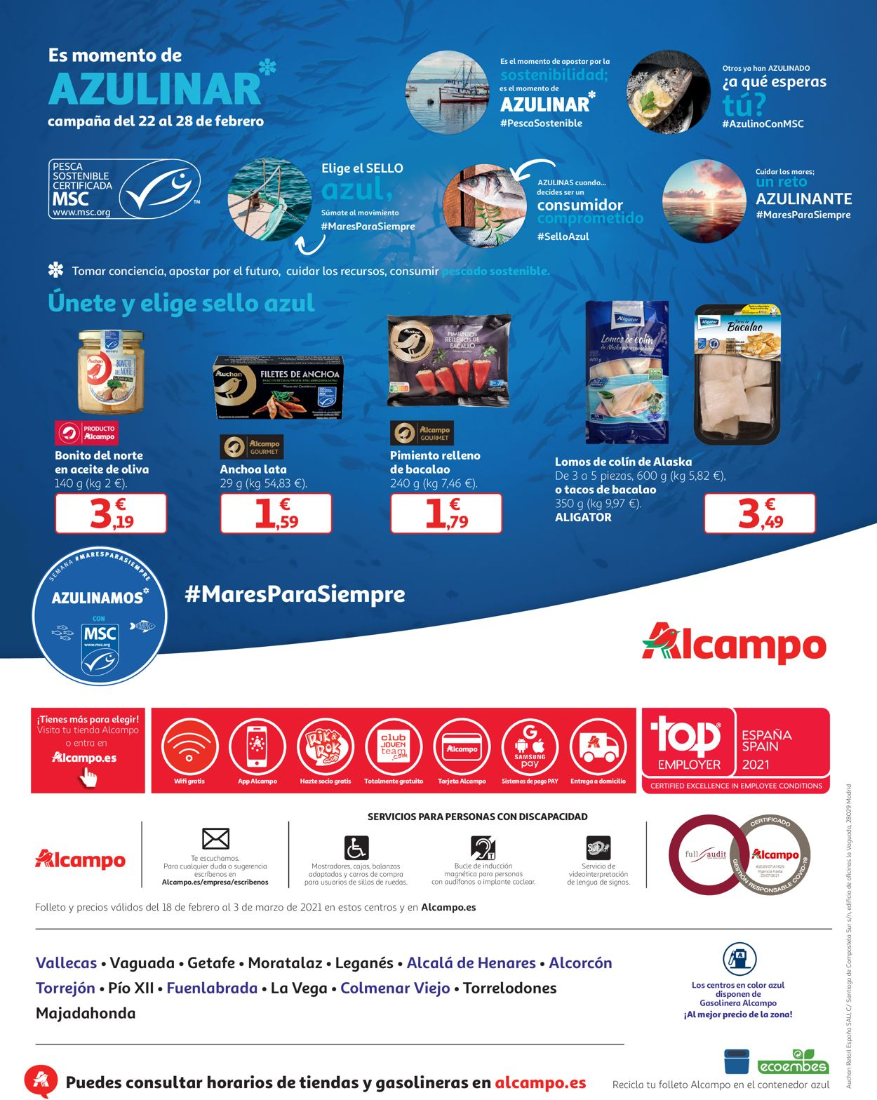 Alcampo Folleto - 18.02-03.03.2021 (Página 36)