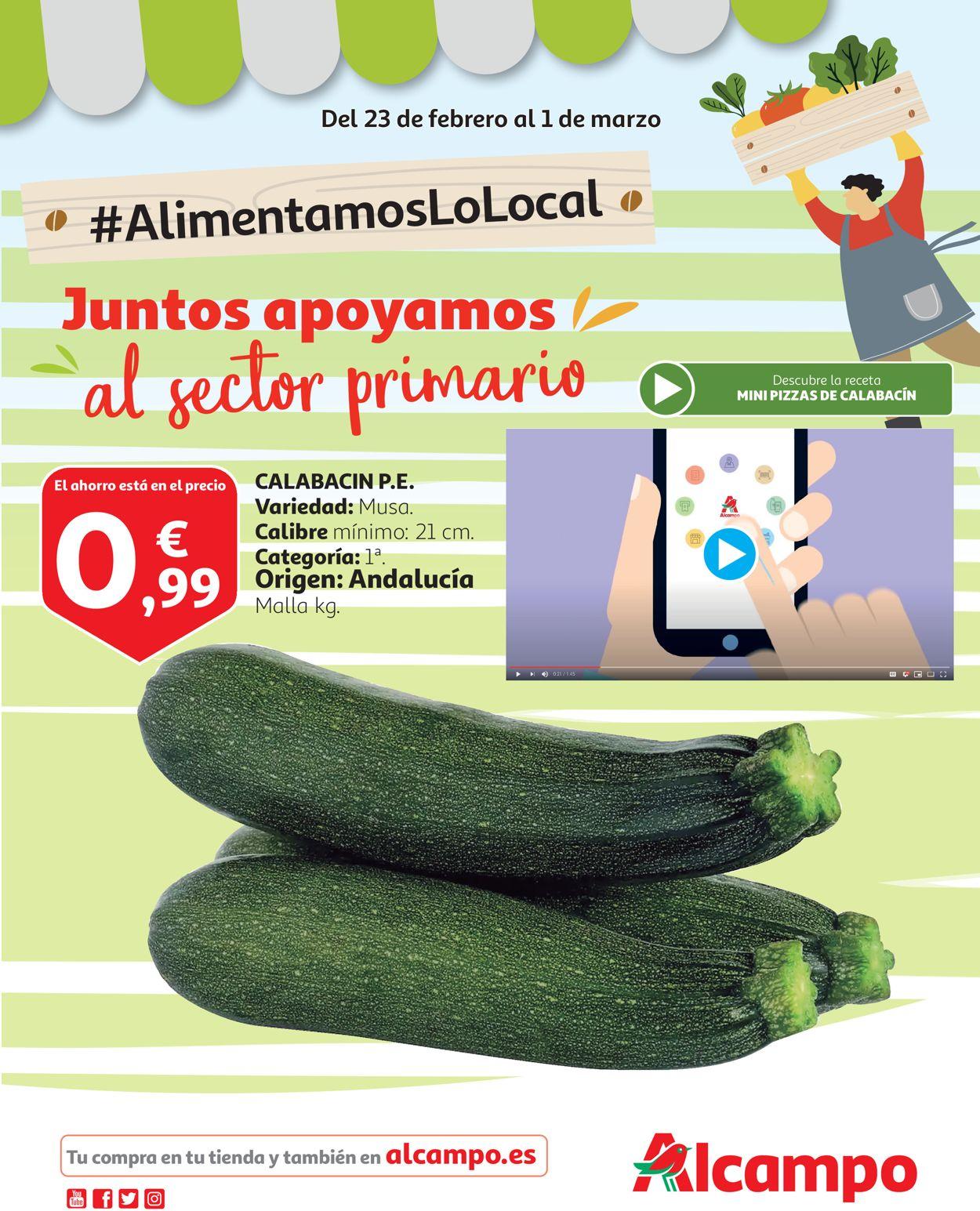 Alcampo Folleto - 23.02-01.03.2021