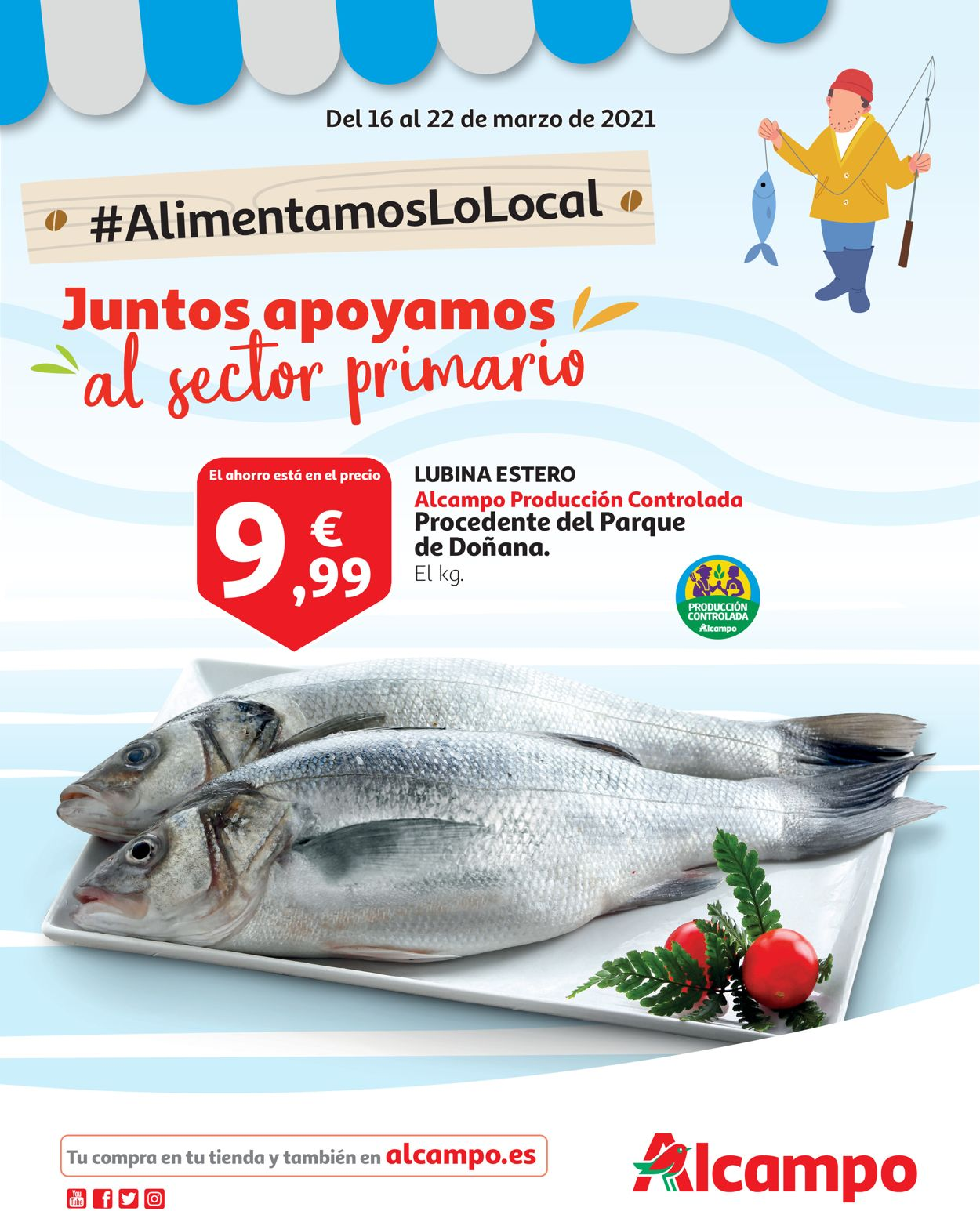 Alcampo Folleto - 16.03-22.03.2021