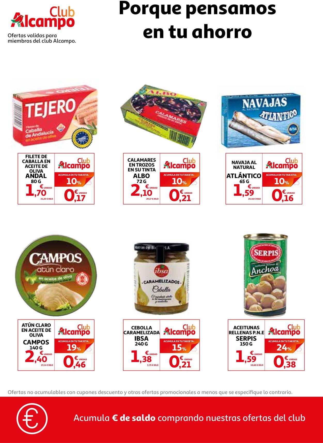 Alcampo Folleto - 06.04-15.04.2021 (Página 3)