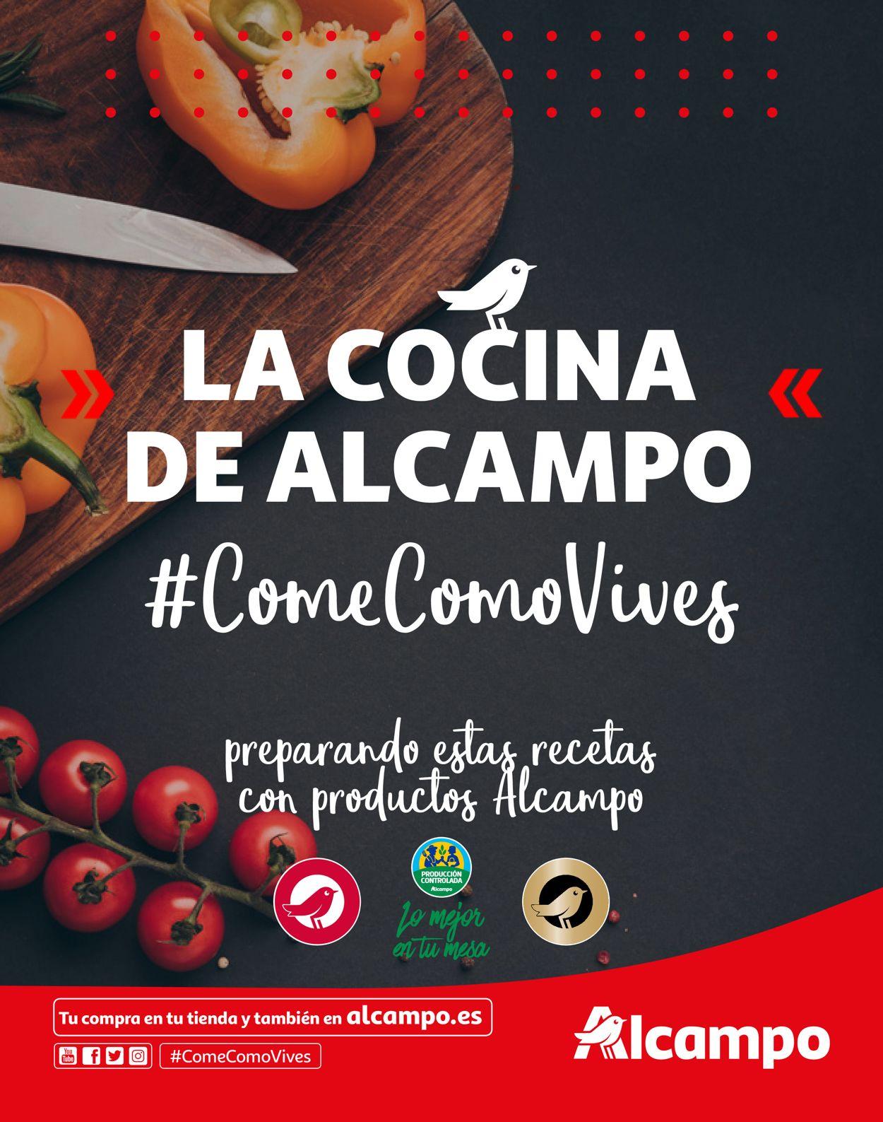 Alcampo Folleto - 01.09-15.10.2021