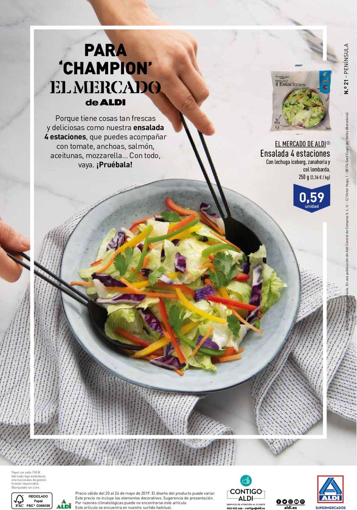 Aldi Folleto - 20.05-26.05.2019 (Página 28)