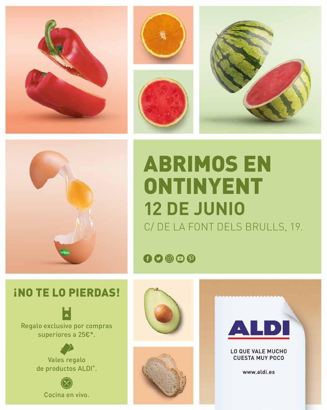Aldi Folleto - 12.06-19.06.2019