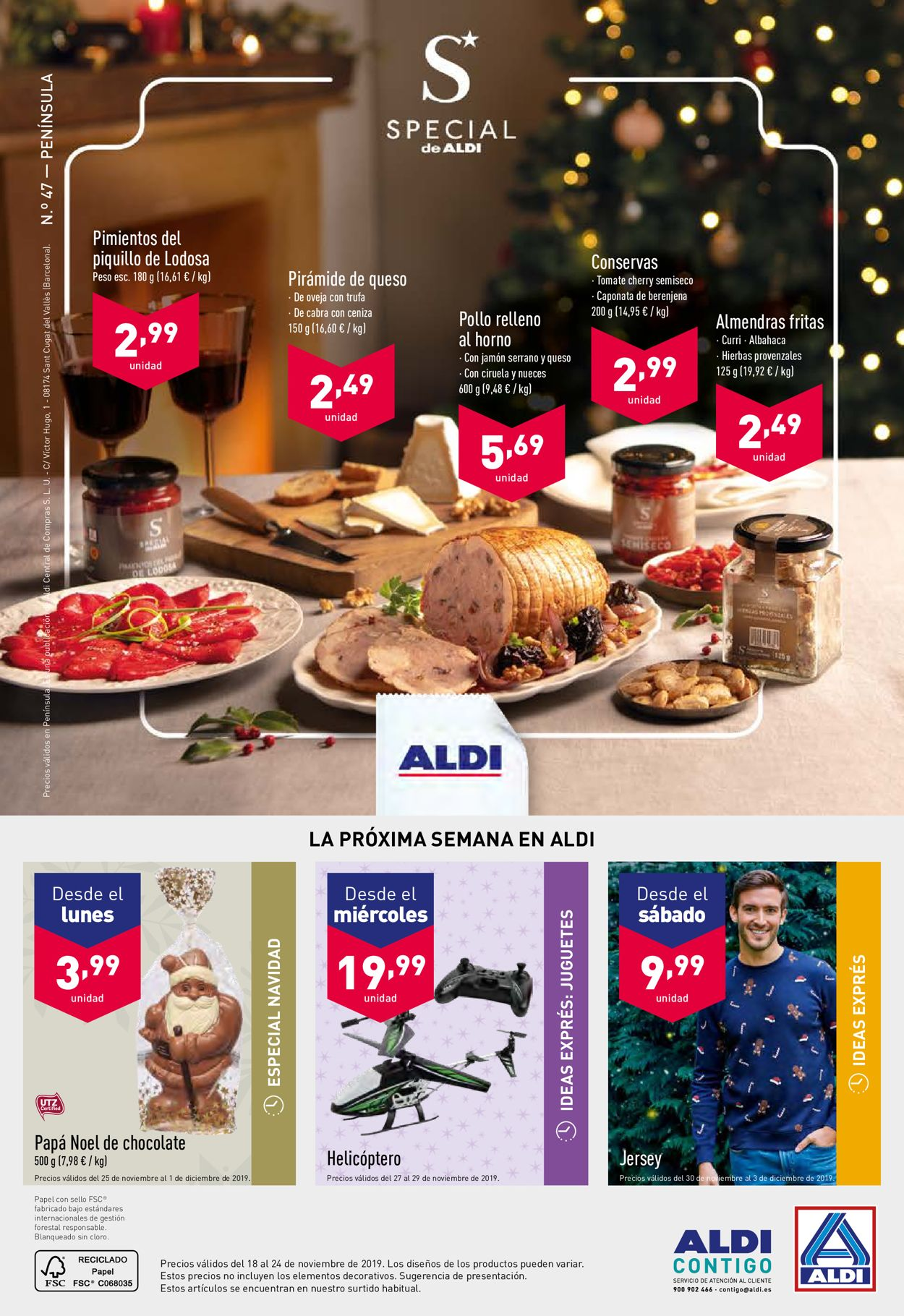 Aldi Folleto - 18.11-24.11.2019 (Página 28)