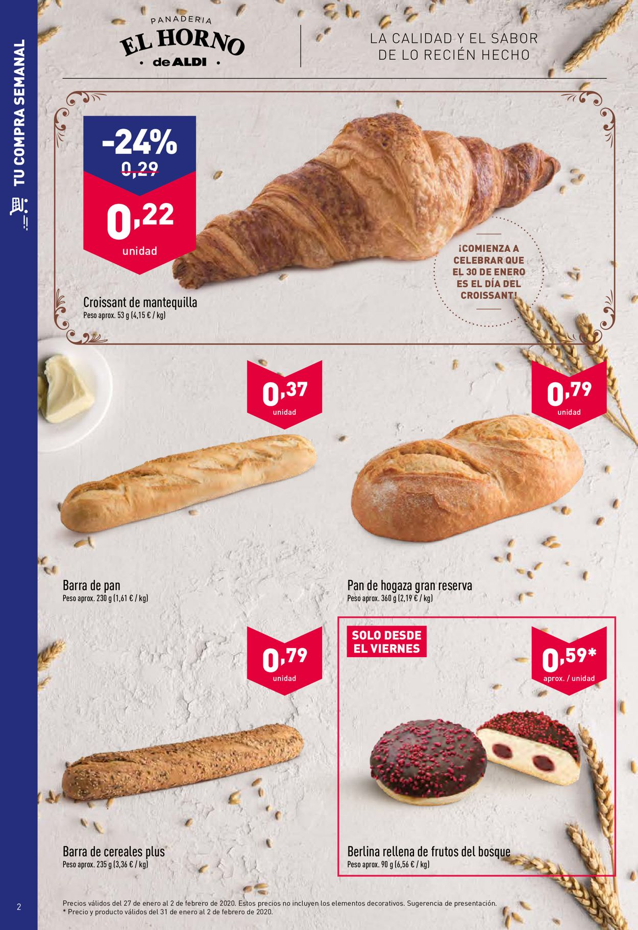 Aldi Folleto - 27.01-02.02.2020 (Página 2)