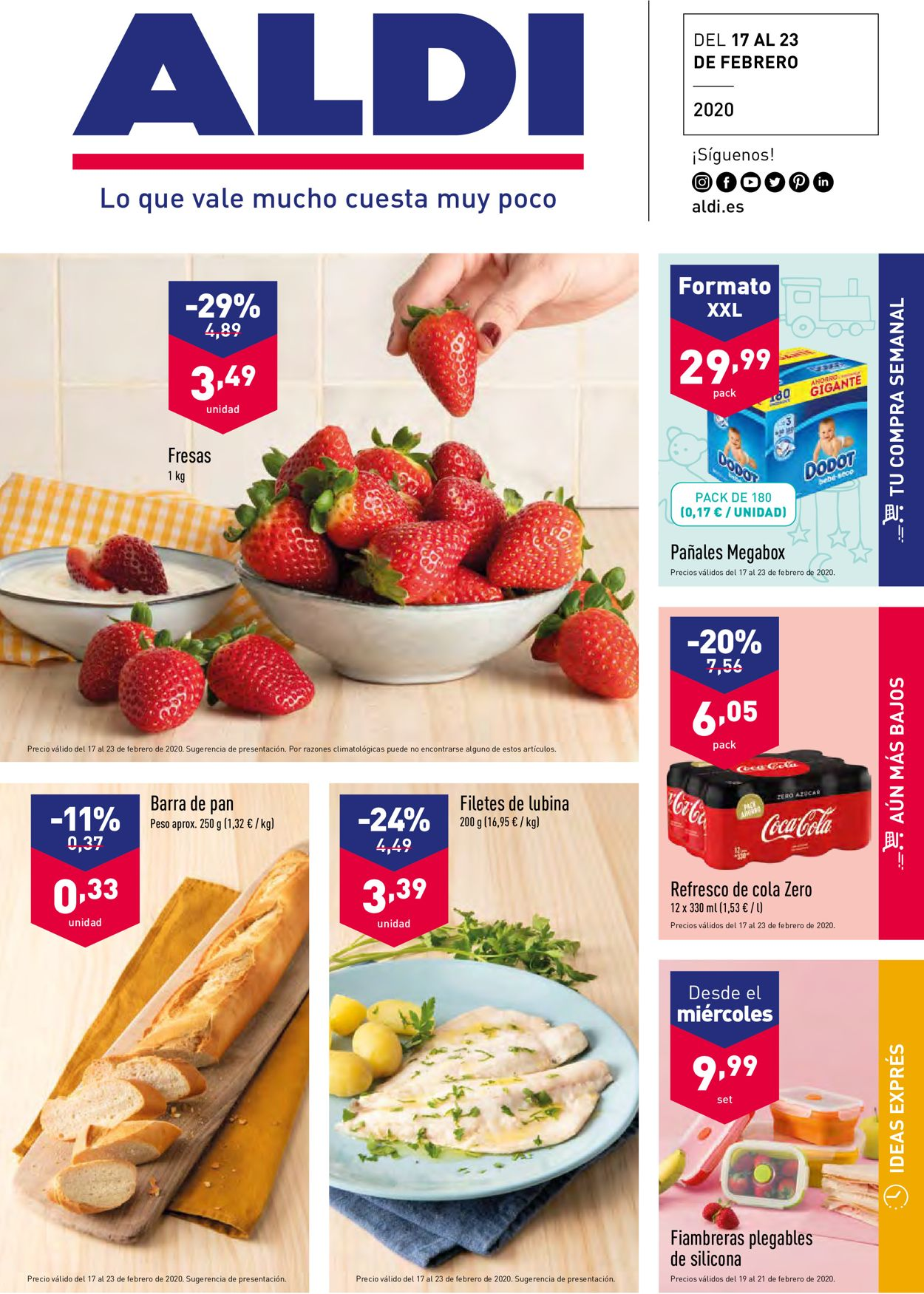 Aldi Folleto - 17.02-23.02.2020