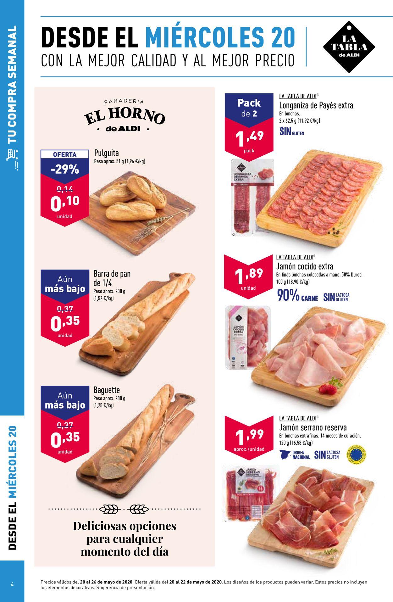 Aldi Folleto - 20.05-26.05.2020 (Página 4)