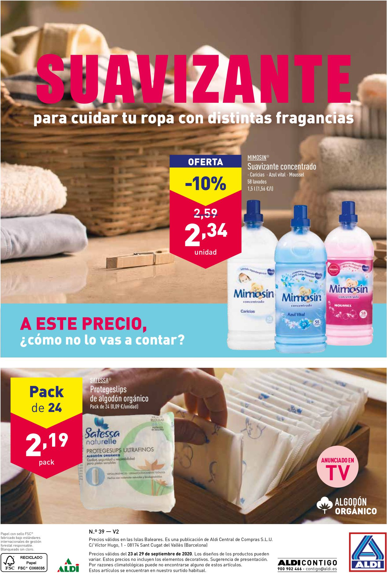 Aldi Folleto - 23.09-29.09.2020 (Página 28)