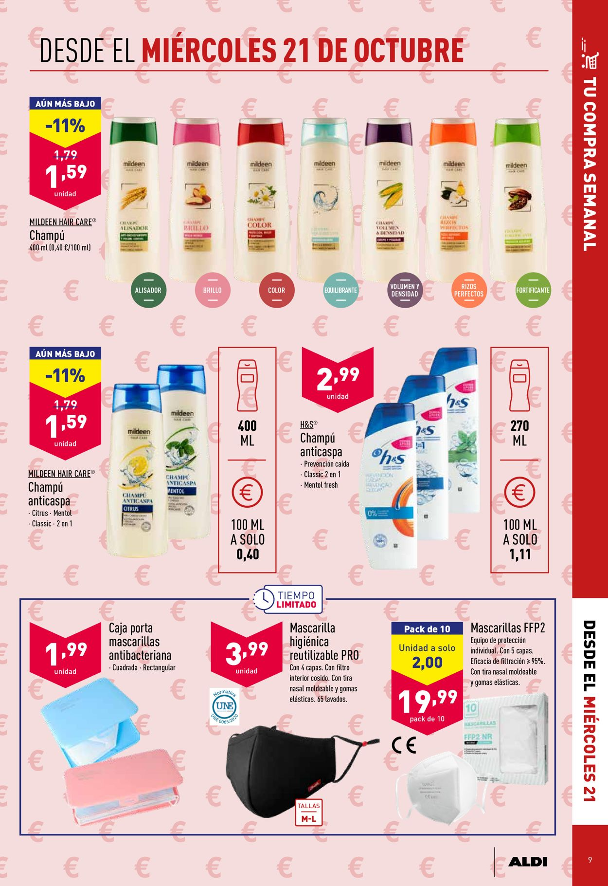 Aldi Folleto - 21.10-27.10.2020 (Página 9)
