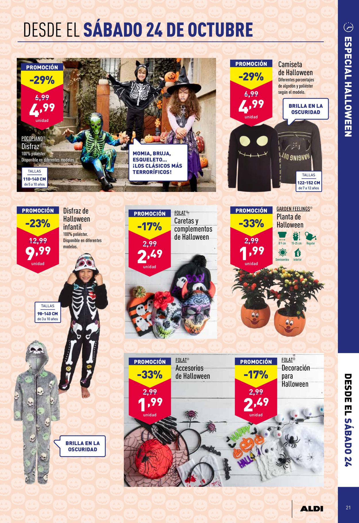 Aldi Folleto - 21.10-27.10.2020 (Página 21)
