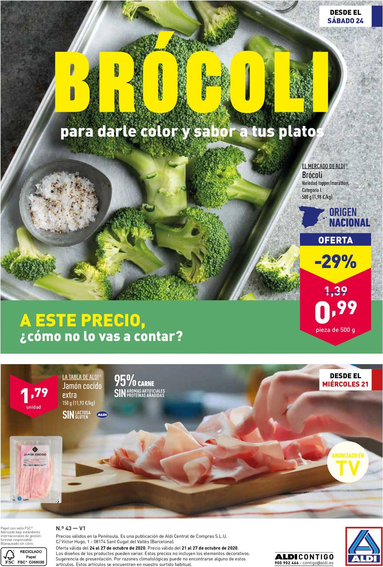 Aldi Folleto - 21.10-27.10.2020 (Página 28)