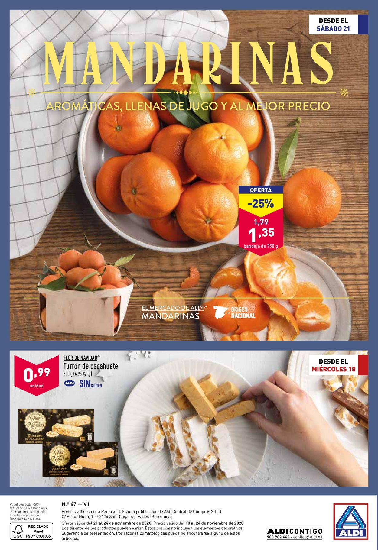 Aldi Folleto - 18.11-24.11.2020 (Página 28)