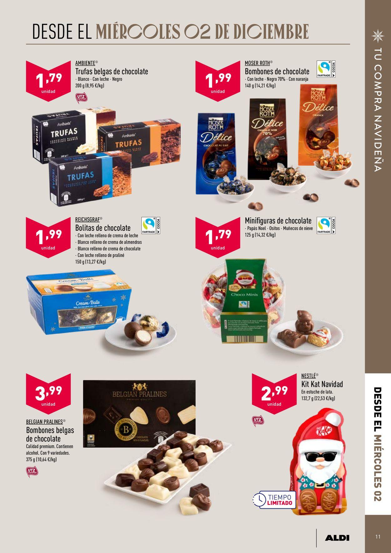 Aldi Navidad 2020 Folleto - 02.12-08.12.2020 (Página 11)