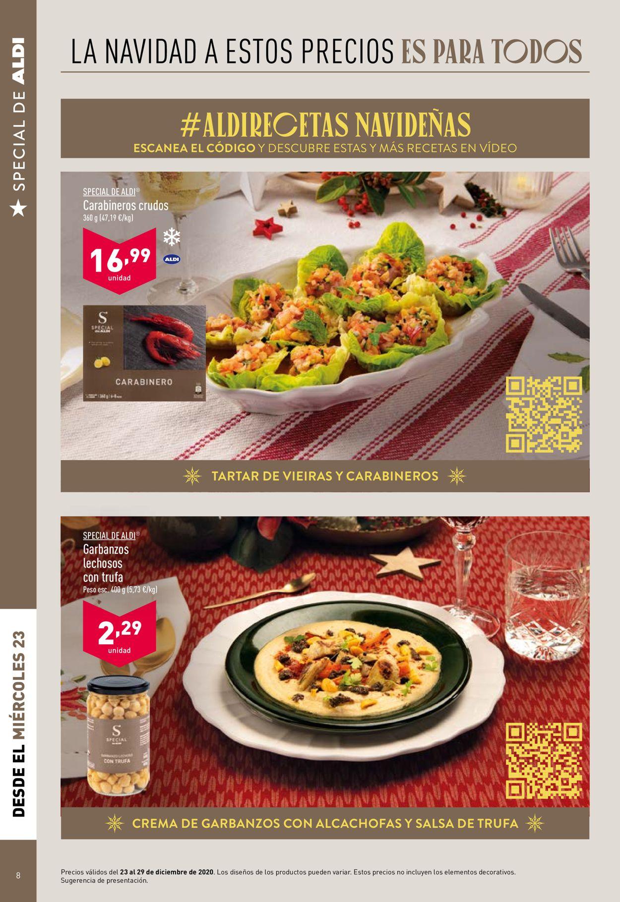 Aldi Folleto - 23.12-29.12.2020 (Página 8)