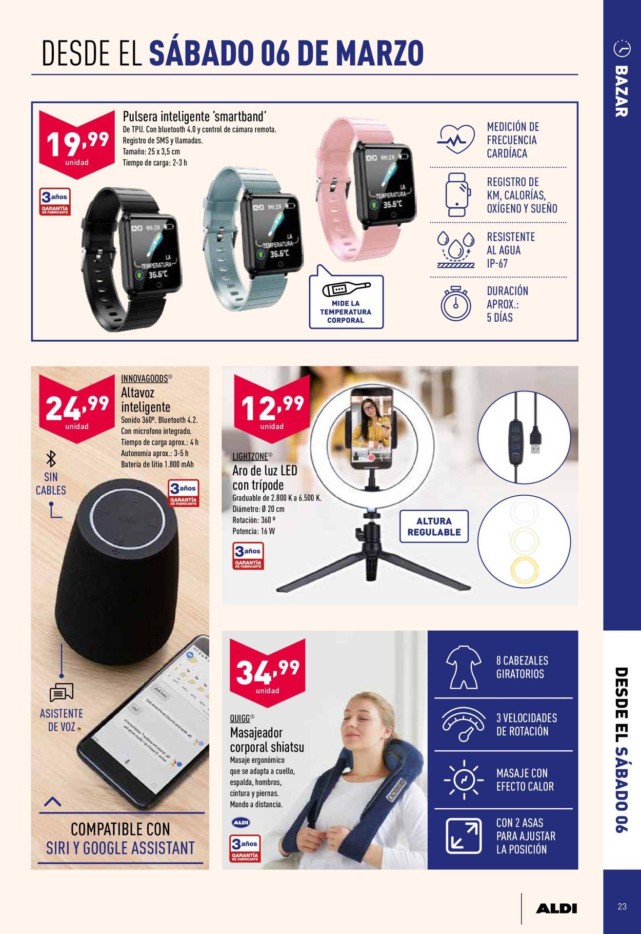 Aldi Folleto - 03.03-09.03.2021 (Página 23)