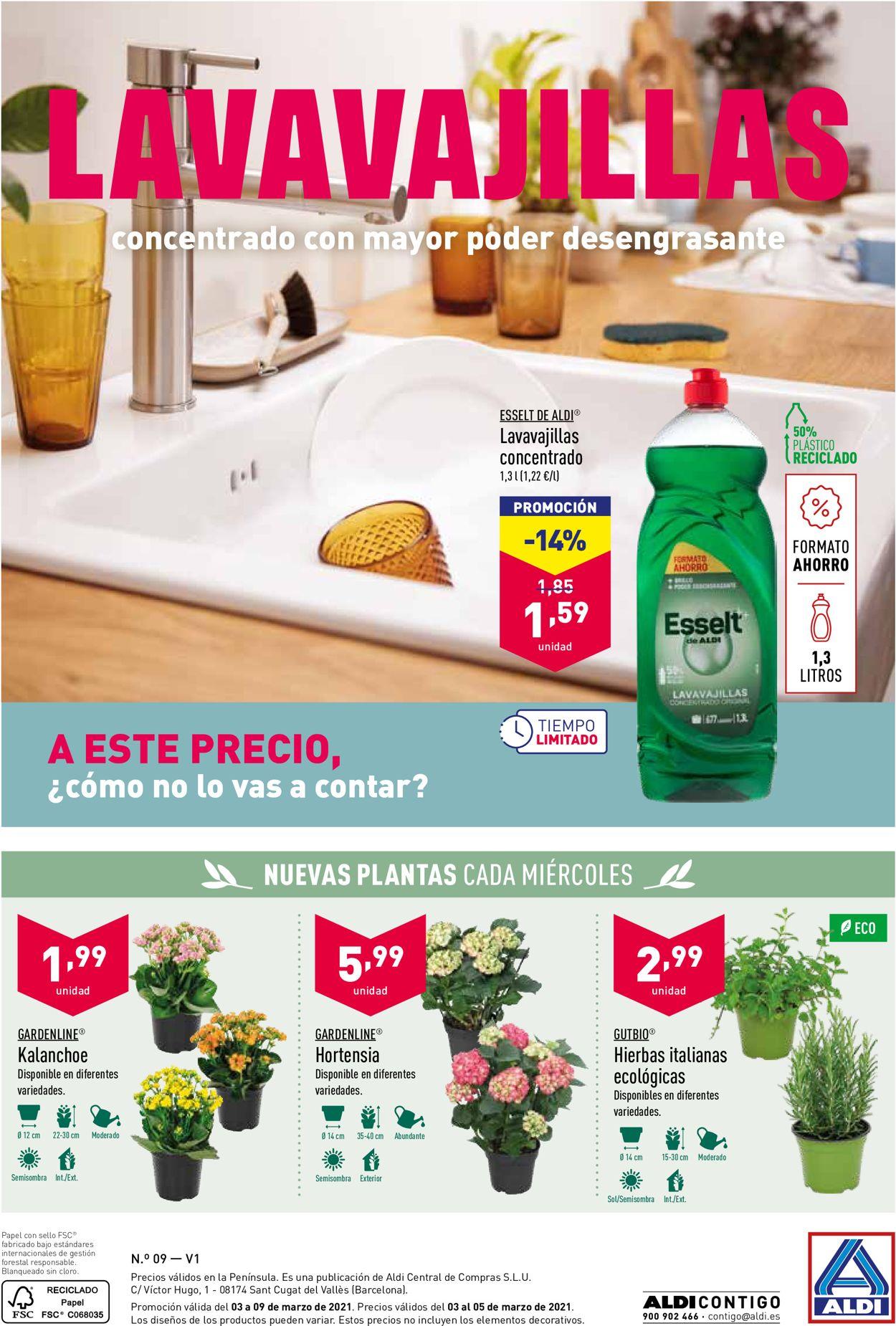 Aldi Folleto - 03.03-09.03.2021 (Página 28)