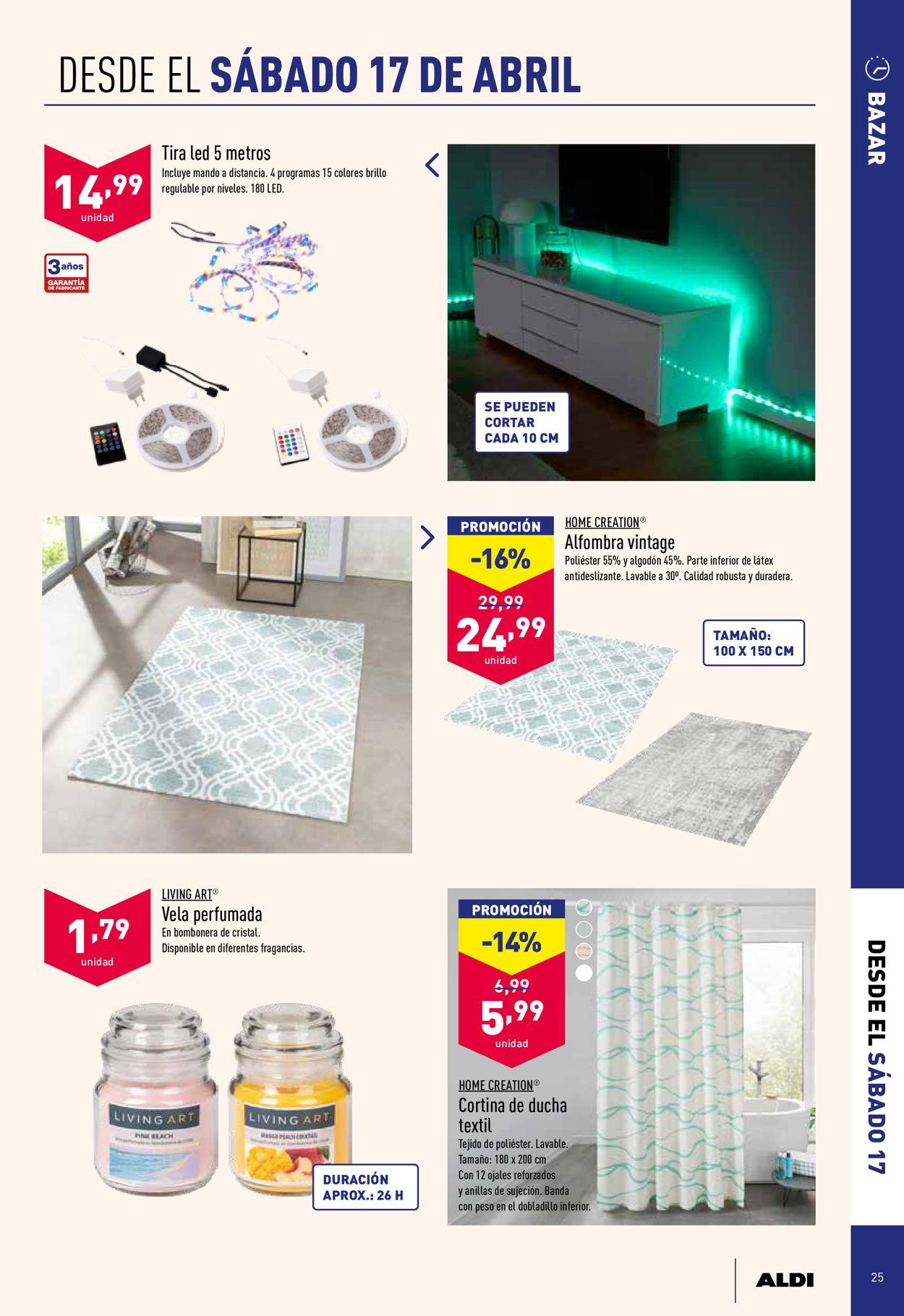 Aldi Folleto - 14.04-20.04.2021 (Página 25)