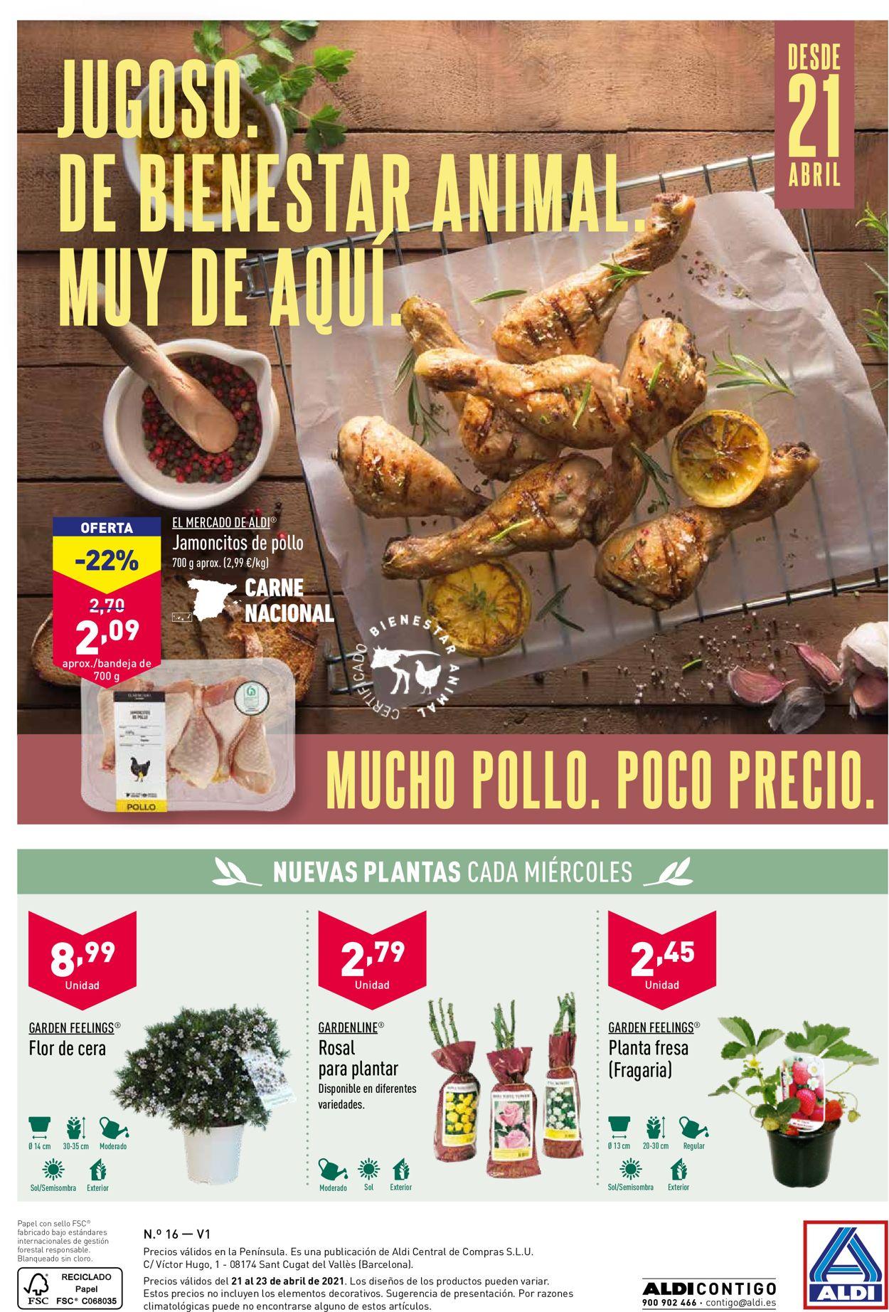 Aldi Folleto - 21.04-27.04.2021 (Página 28)