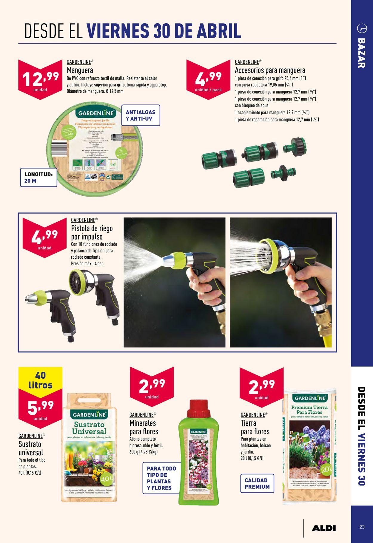 Aldi Folleto - 28.04-04.05.2021 (Página 23)