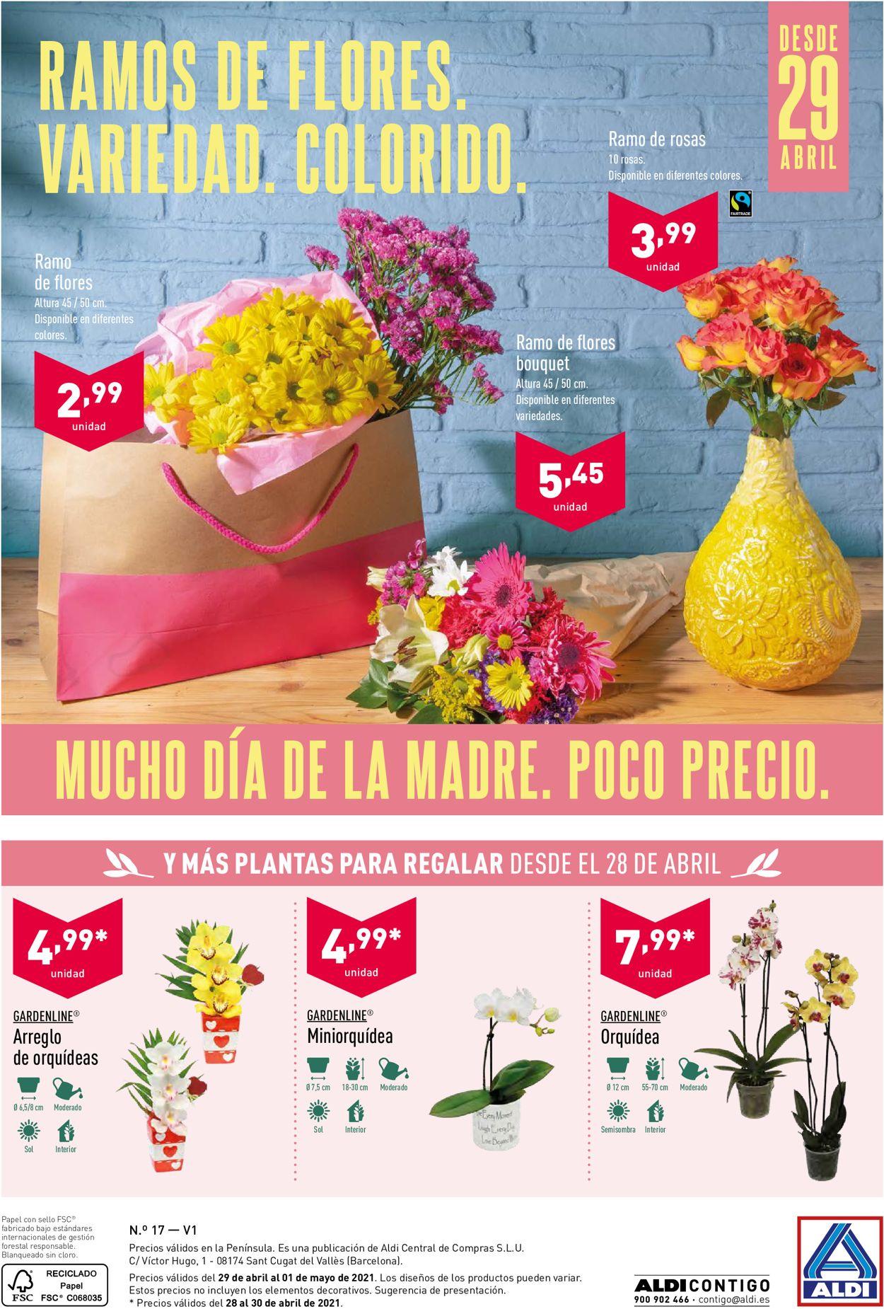 Aldi Folleto - 28.04-04.05.2021 (Página 28)