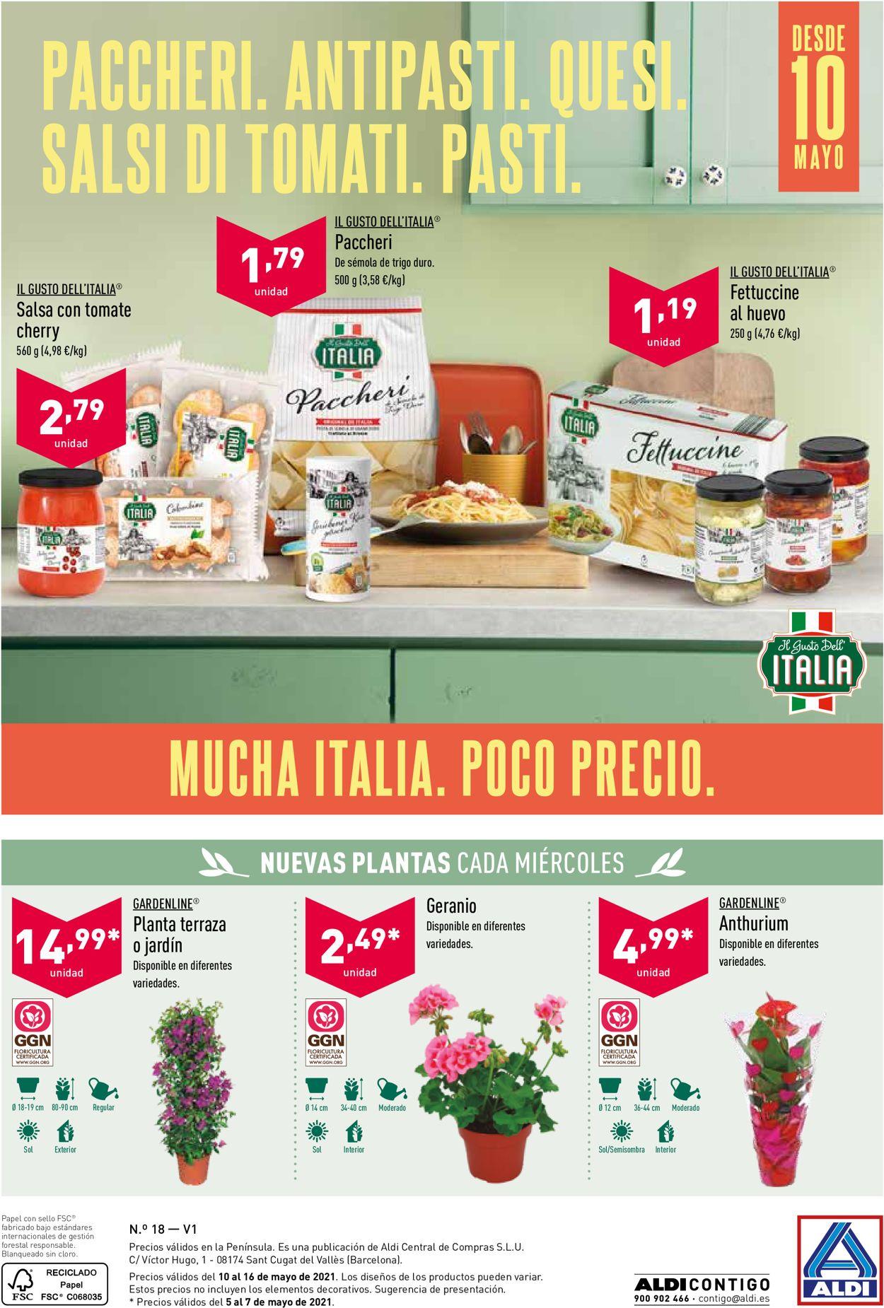 Aldi Folleto - 05.05-11.05.2021 (Página 28)