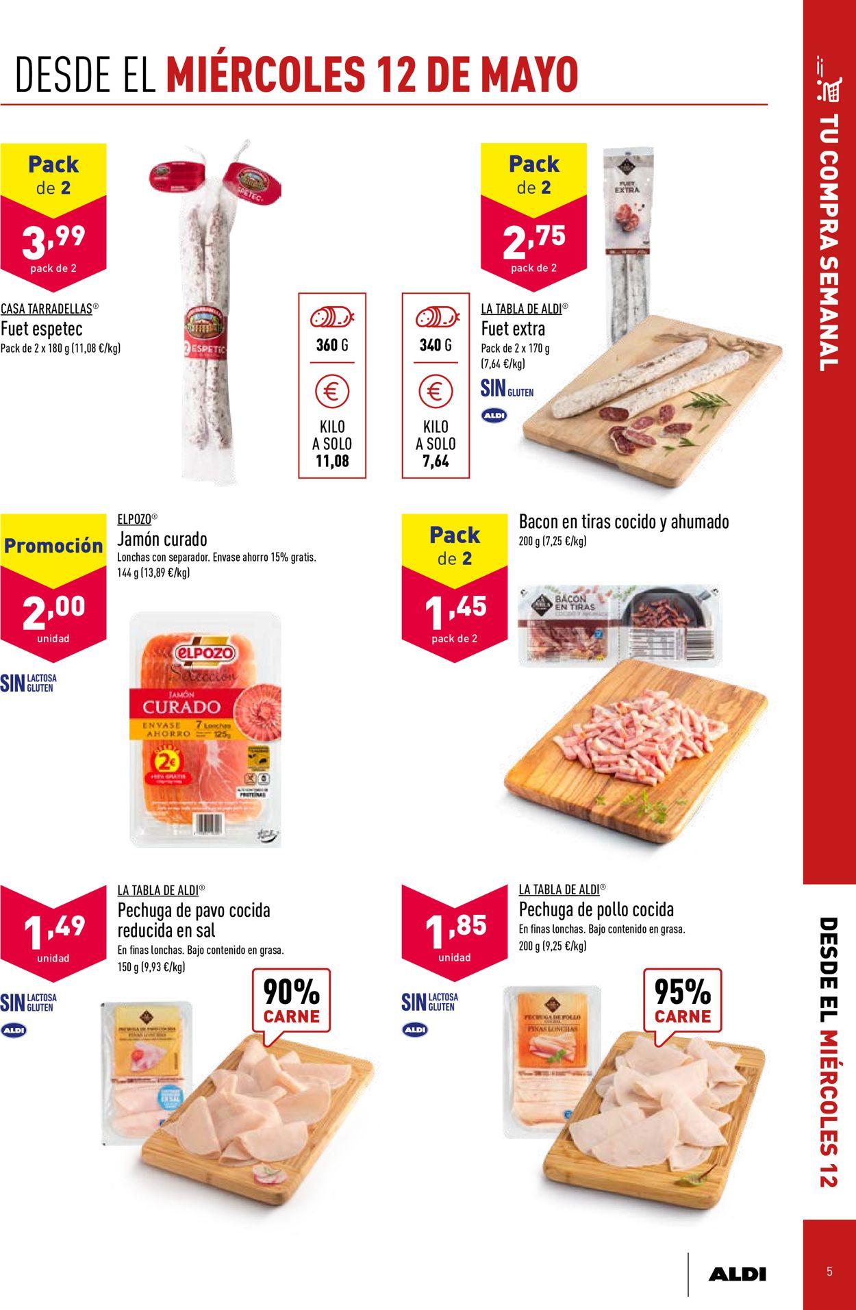 Aldi Folleto - 12.05-18.05.2021 (Página 5)