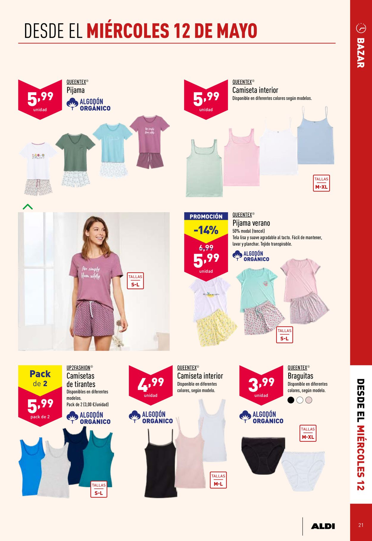 Aldi Folleto - 12.05-18.05.2021 (Página 21)