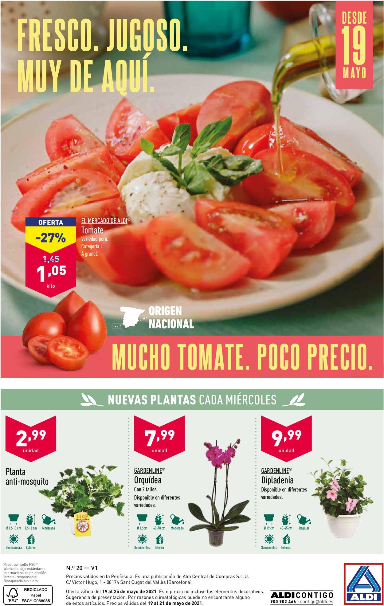 Aldi Folleto - 19.05-25.05.2021 (Página 28)