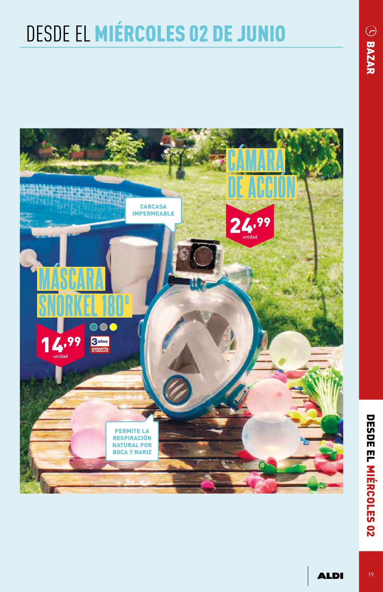 Aldi Folleto - 02.06-08.06.2021 (Página 19)