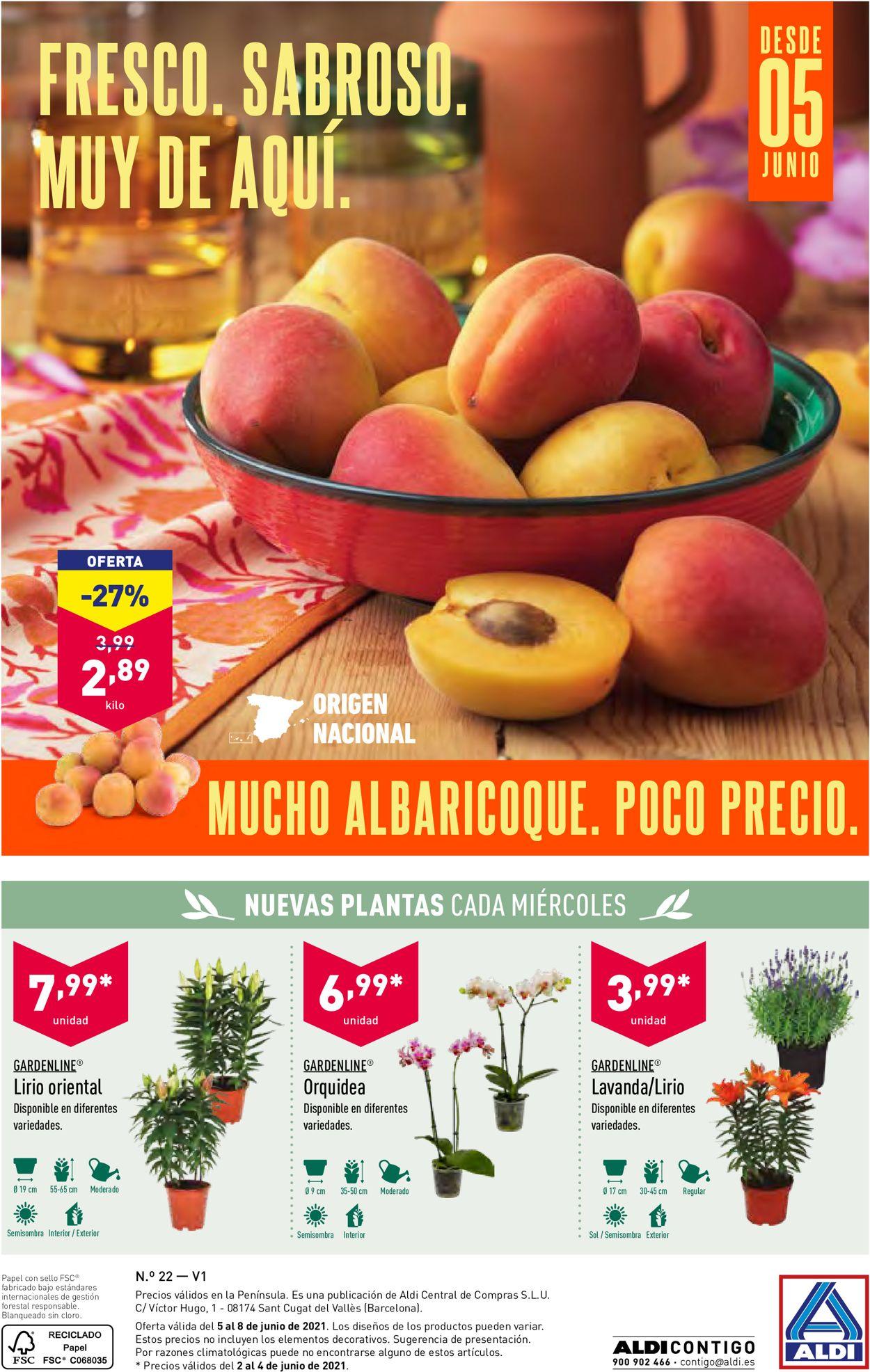 Aldi Folleto - 02.06-08.06.2021 (Página 28)