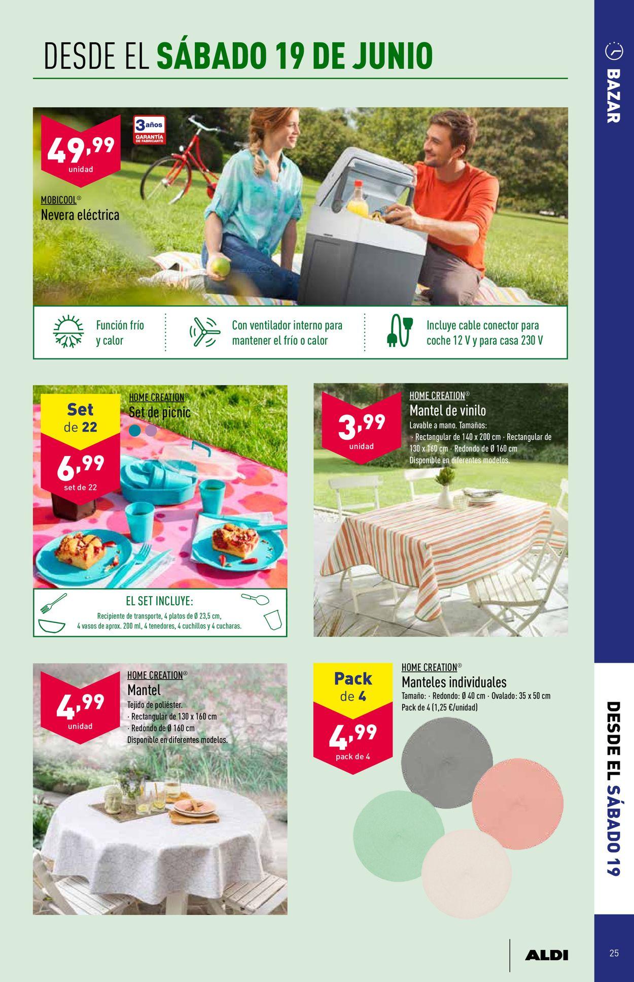 Aldi Folleto - 16.06-22.06.2021 (Página 25)