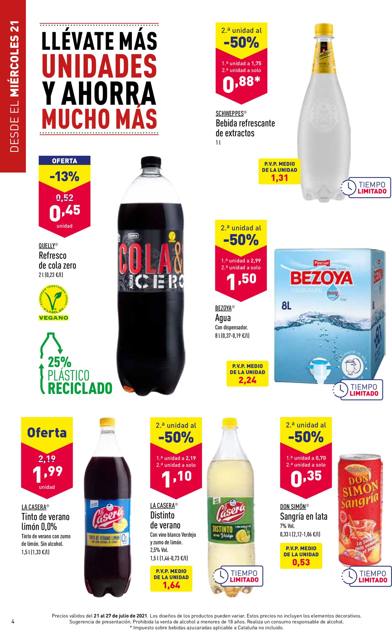 Aldi Folleto - 21.07-27.07.2021 (Página 4)