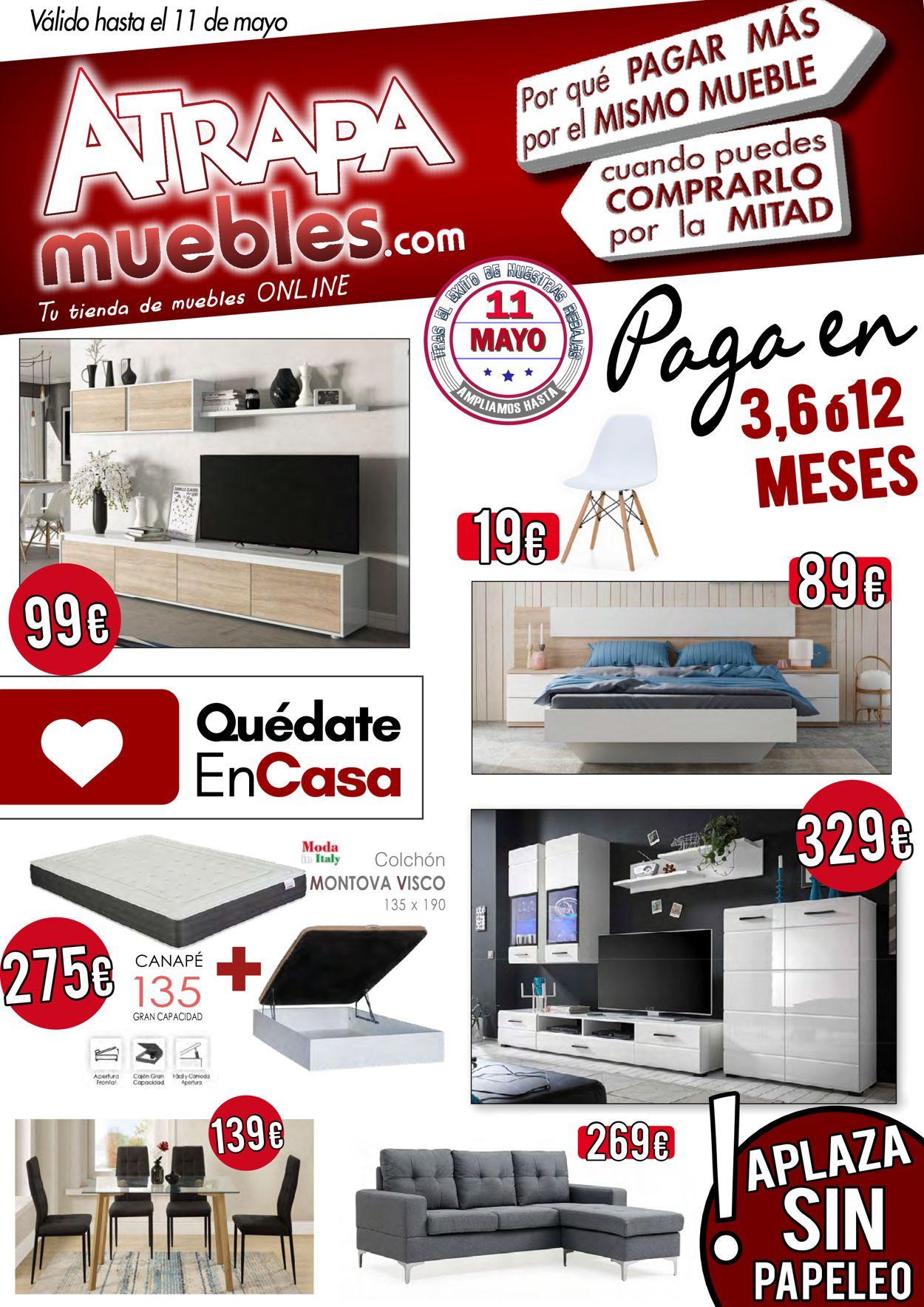 Atrapamuebles Folleto - 04.05-11.05.2020
