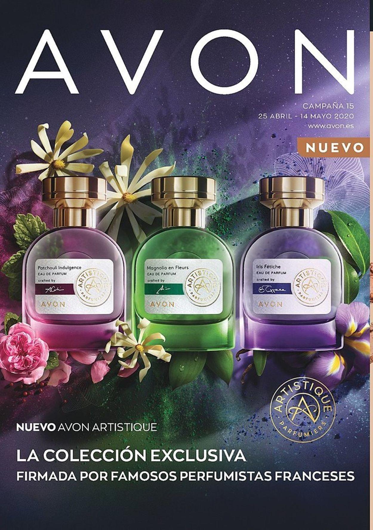 Avon Folleto - 27.04-25.05.2020
