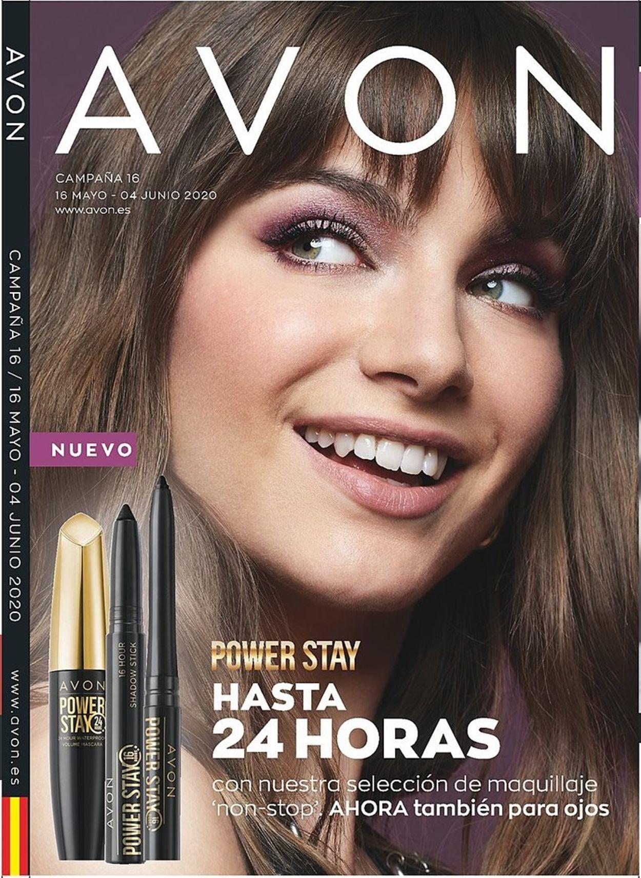 Avon Folleto - 16.05-04.06.2020