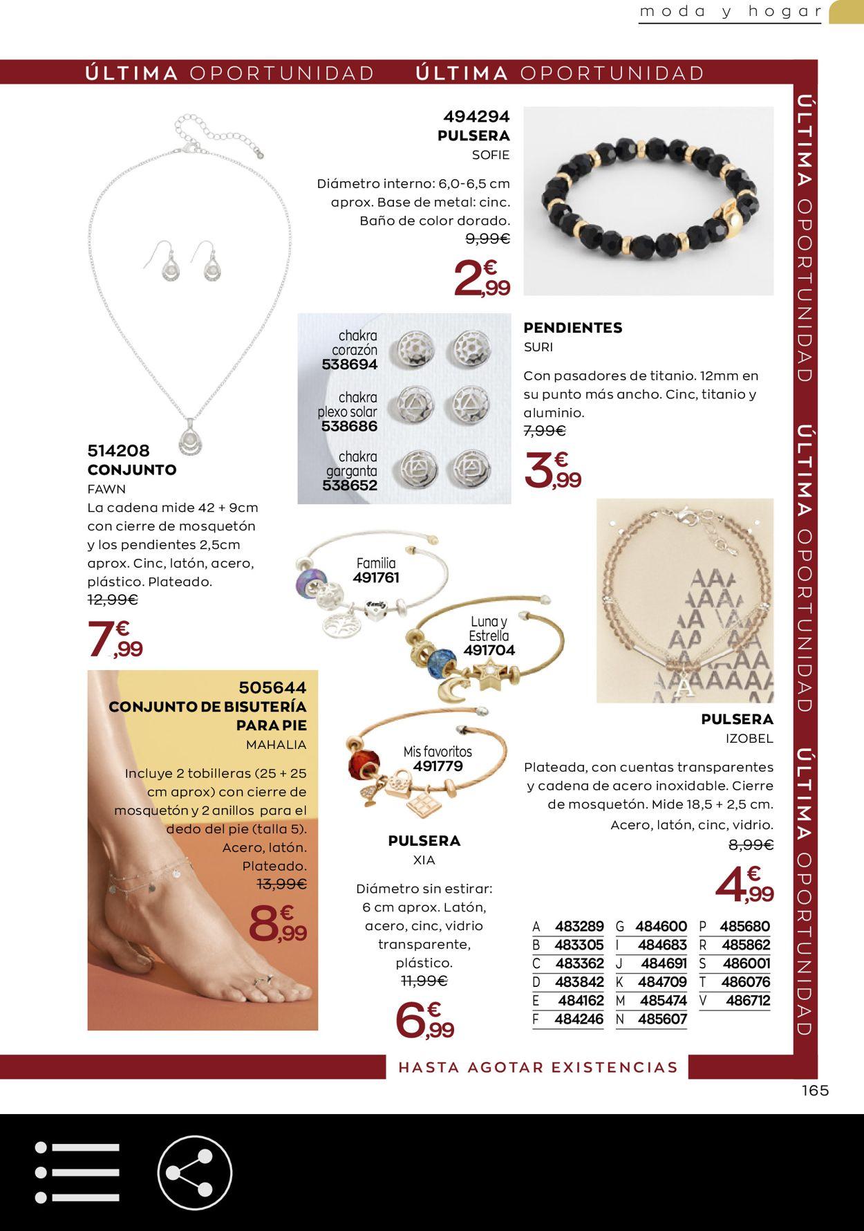 Avon Folleto - 22.08-10.09.2020 (Página 165)