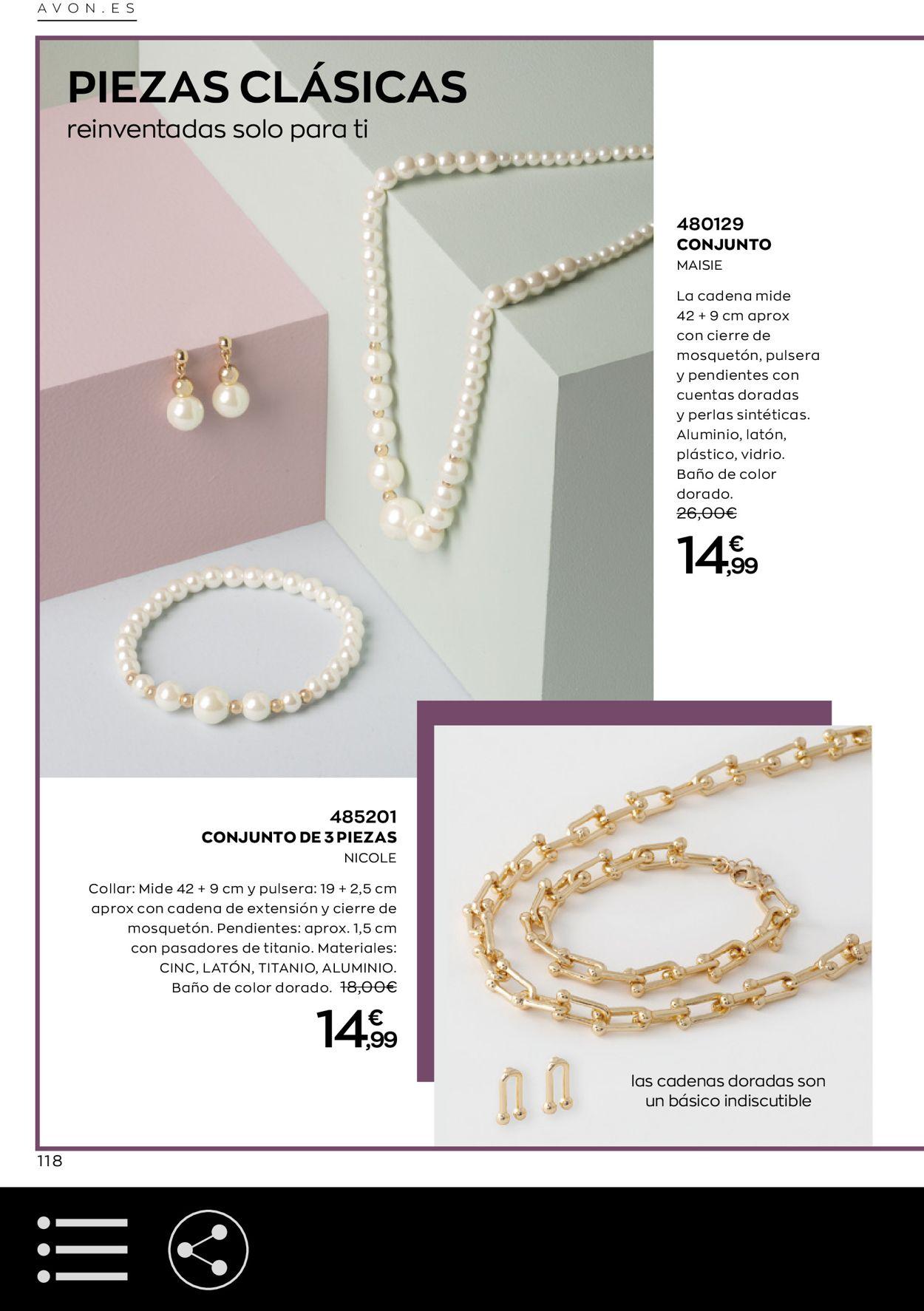 Avon Folleto - 12.09-01.10.2020 (Página 118)