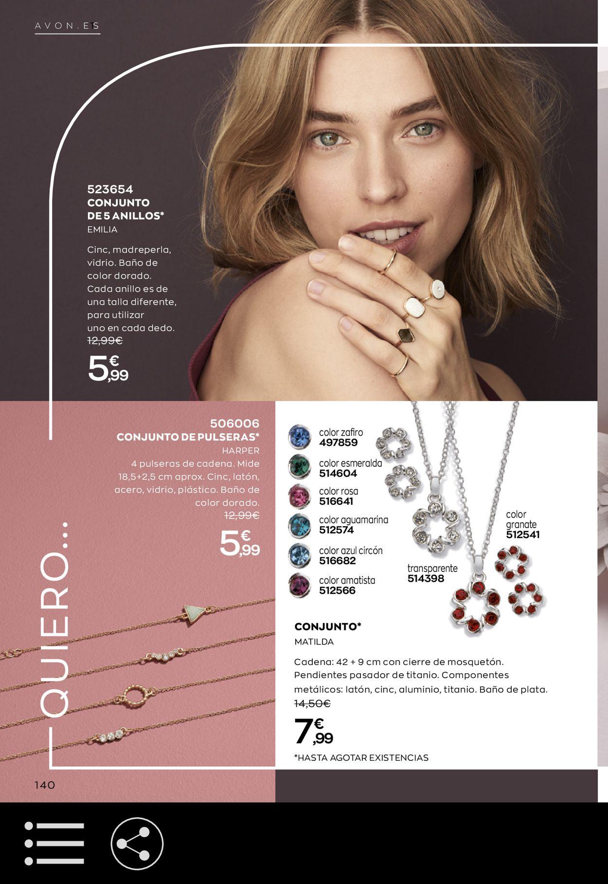 Avon Folleto - 12.09-01.10.2020 (Página 140)